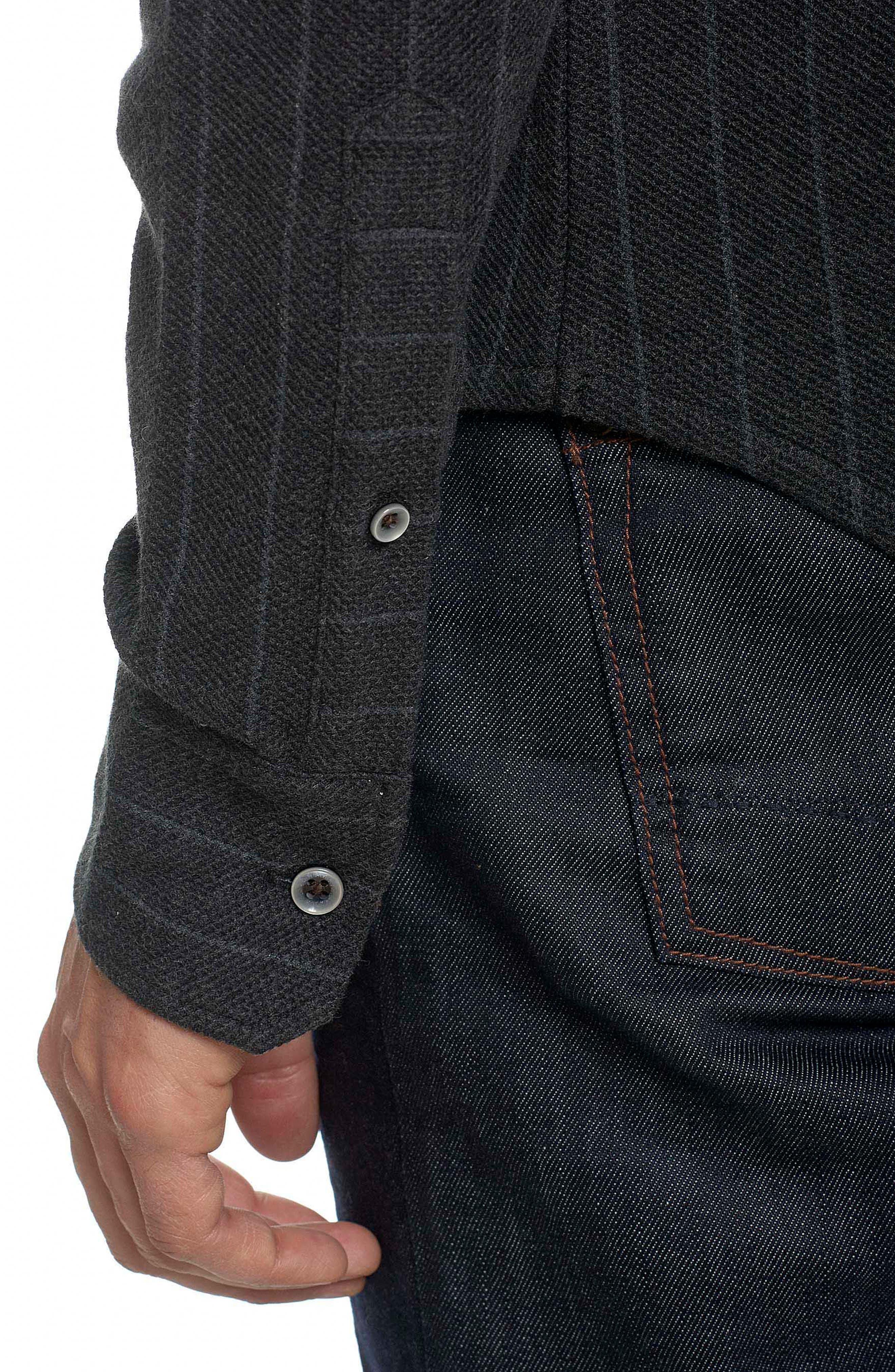 Alternate Image 5  - Robert Graham Amboy Classic Fit Shirt Jacket