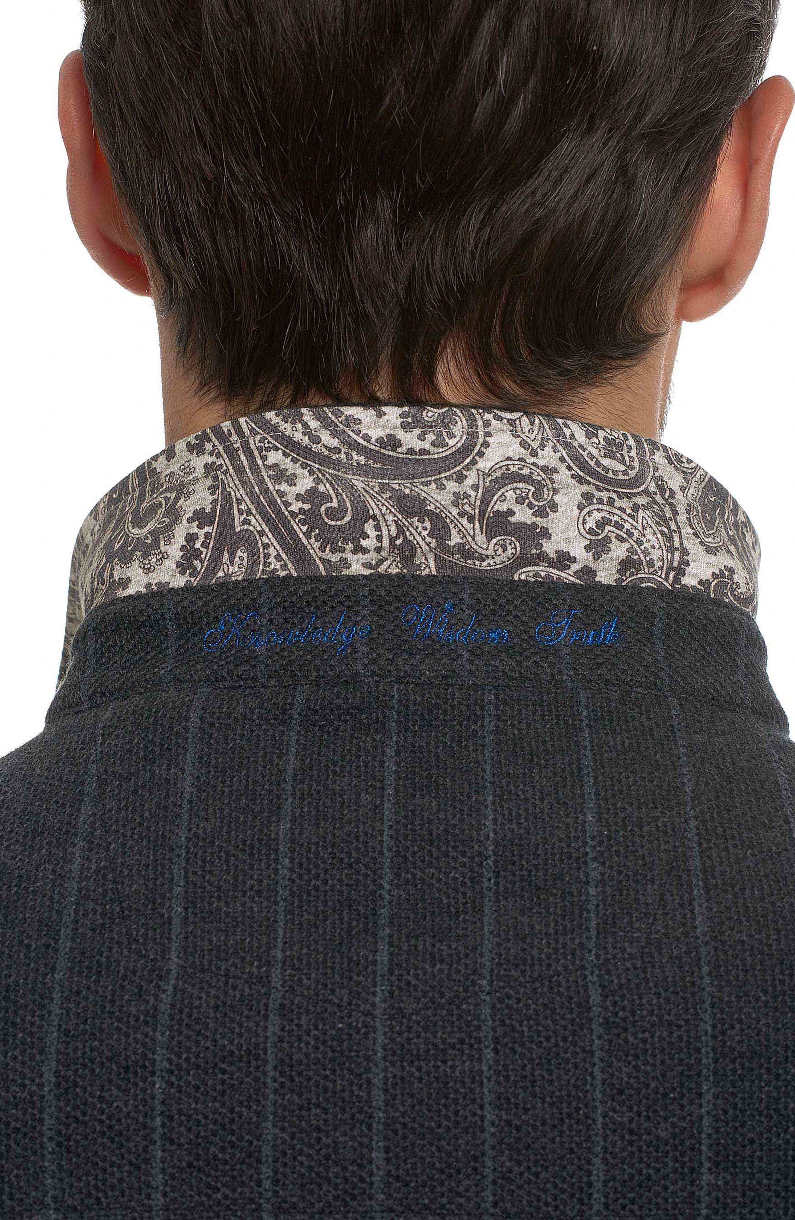 Alternate Image 7  - Robert Graham Amboy Classic Fit Shirt Jacket