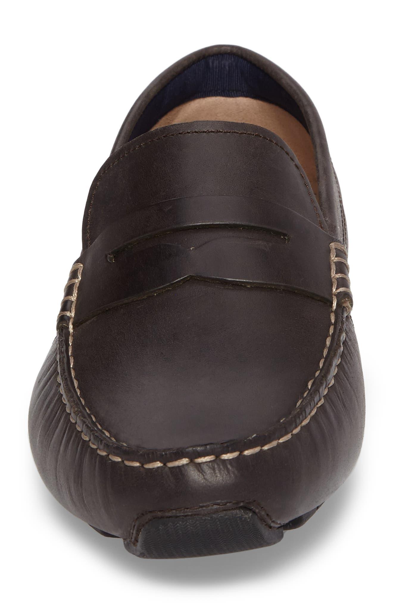 Alternate Image 4  - Cole Haan Kelson Driving Shoe (Men)