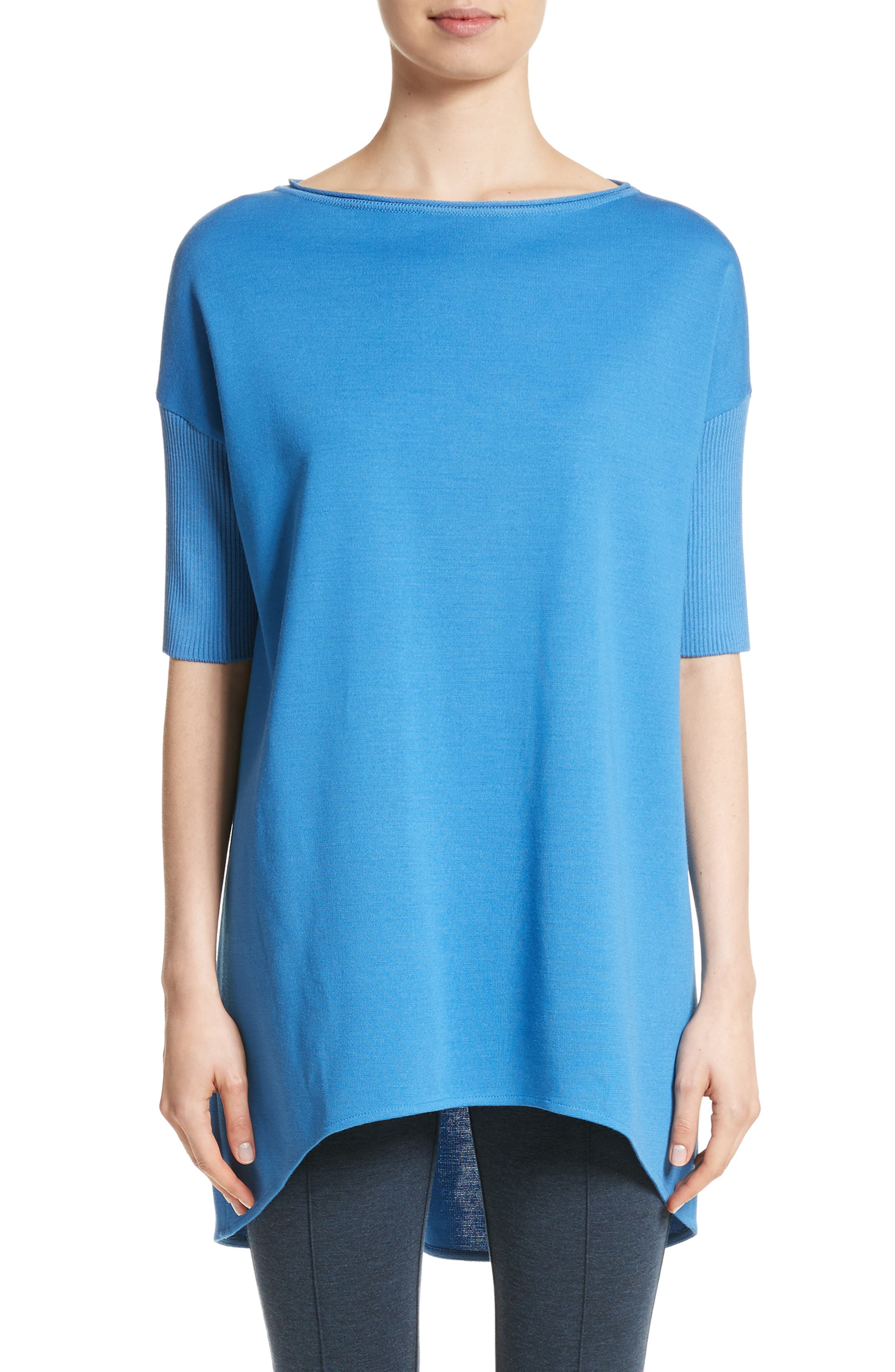 St. John Collection Milano Knit Tunic