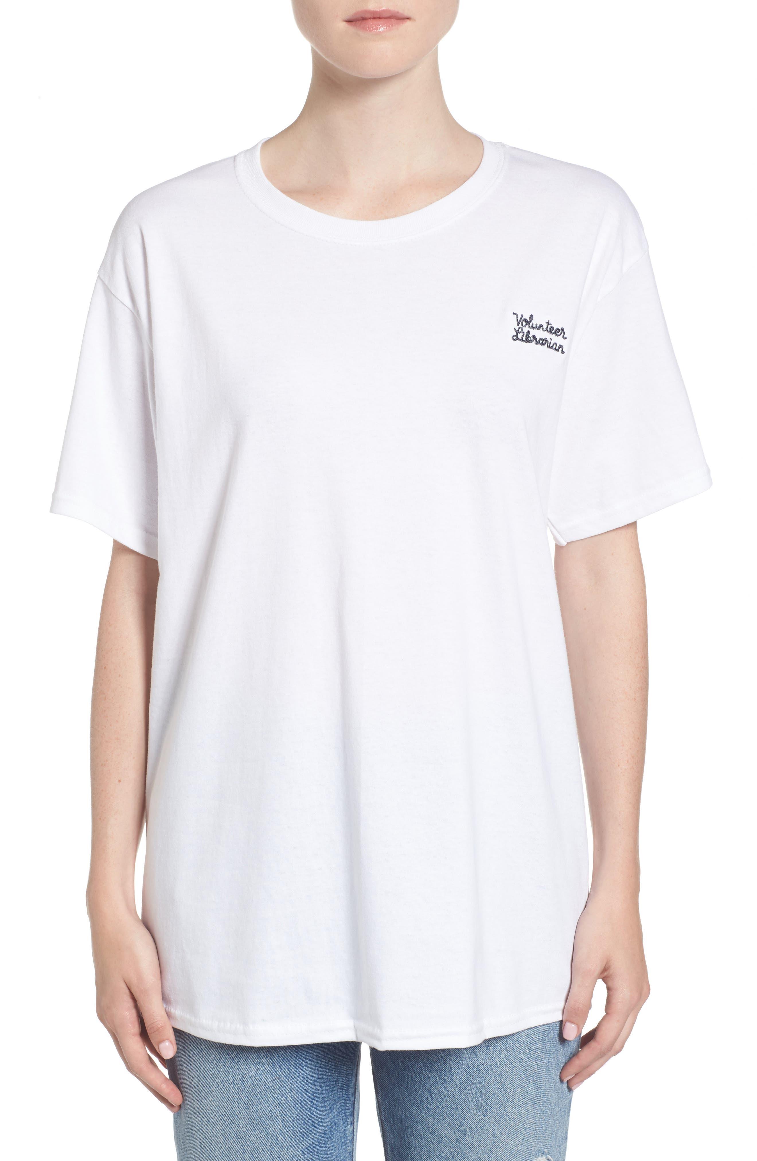 Alternate Image 2  - Warby Parker Volunteer Librarian T-Shirt