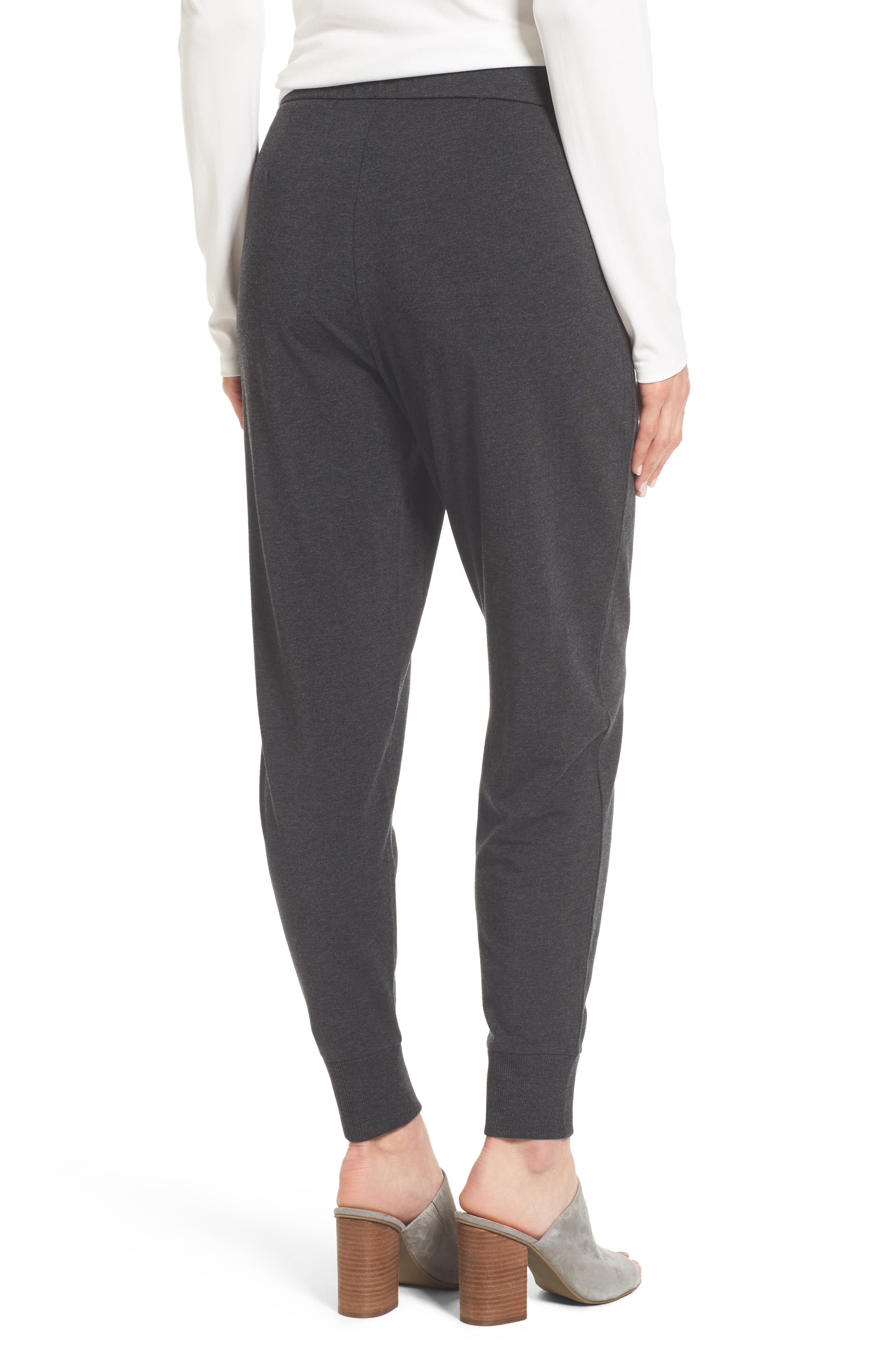 Alternate Image 2  - Eileen Fisher Slouchy Knit Pants