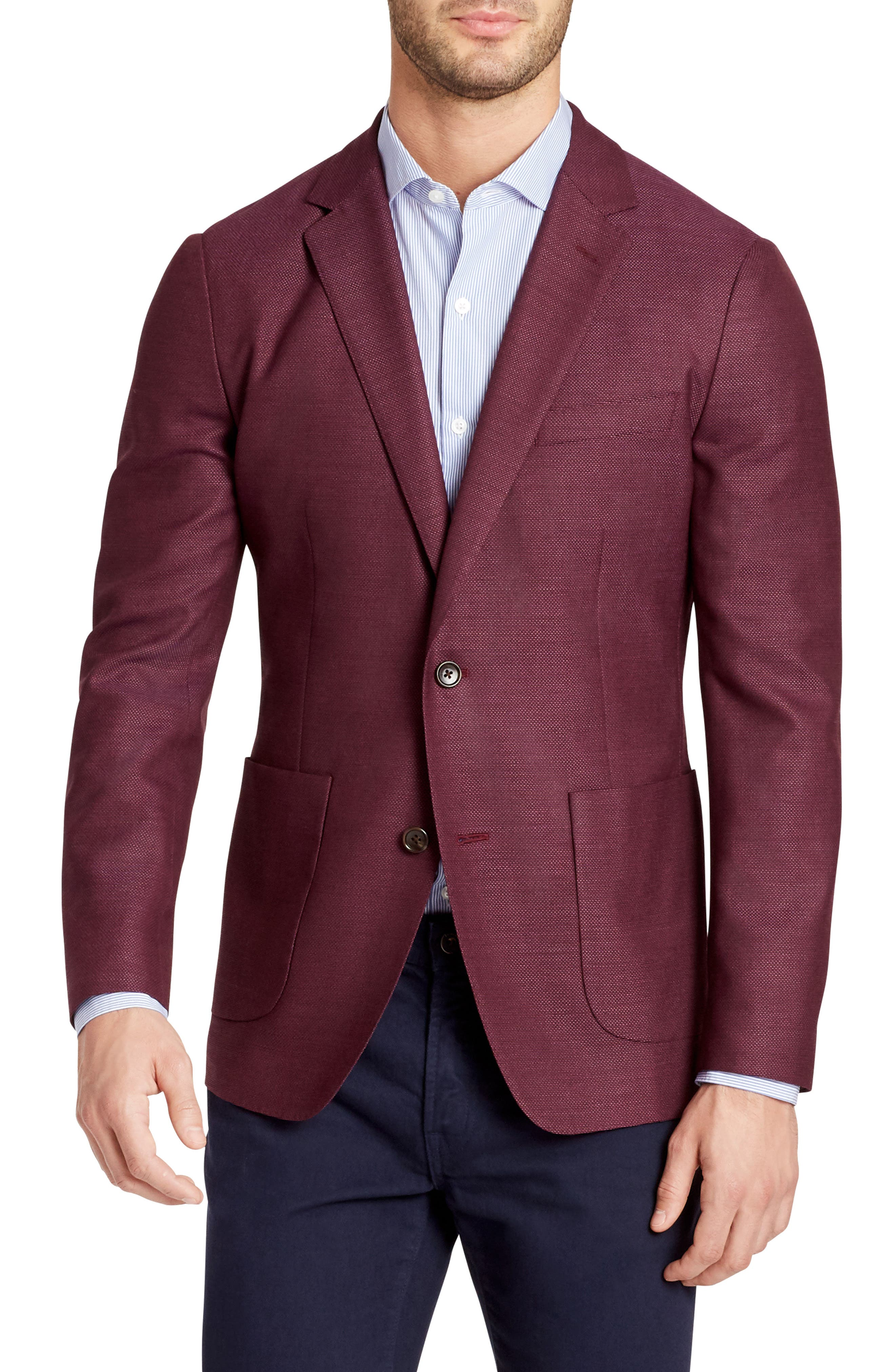 Bonobos Slim Fit Wool Blazer