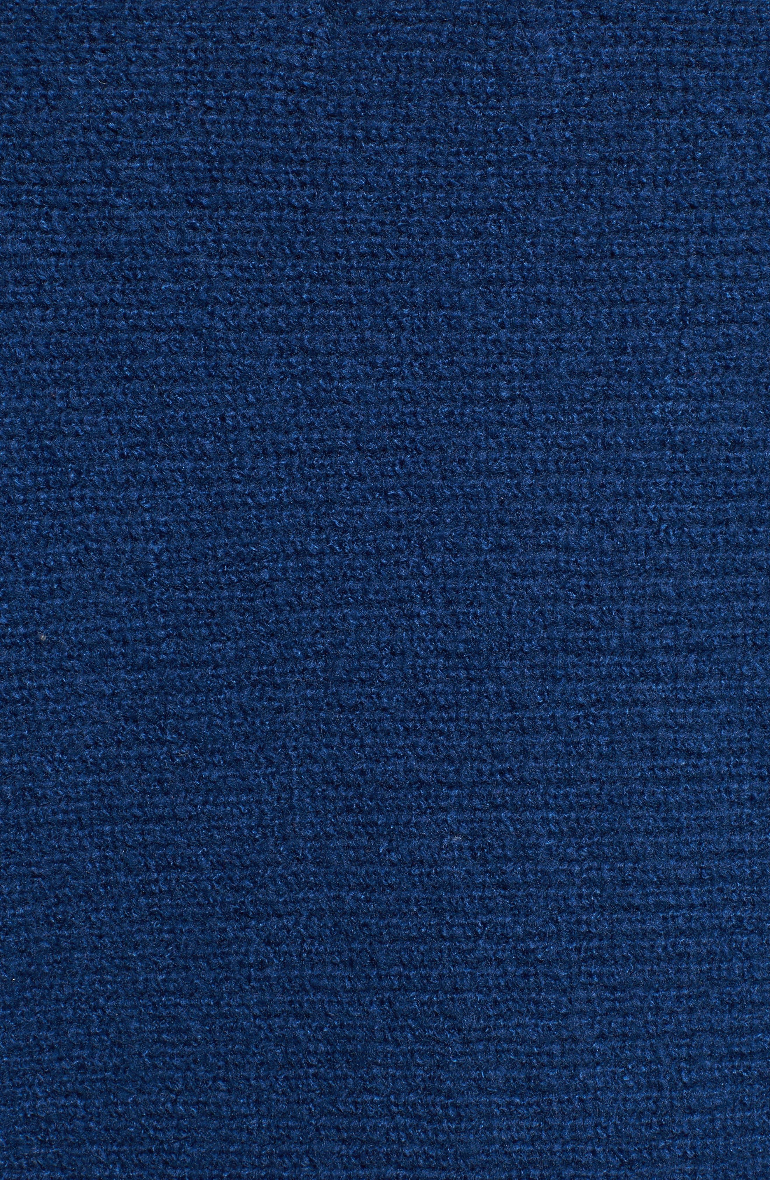 Dolman Sleeve Sweater,                             Alternate thumbnail 5, color,                             Blue Estate