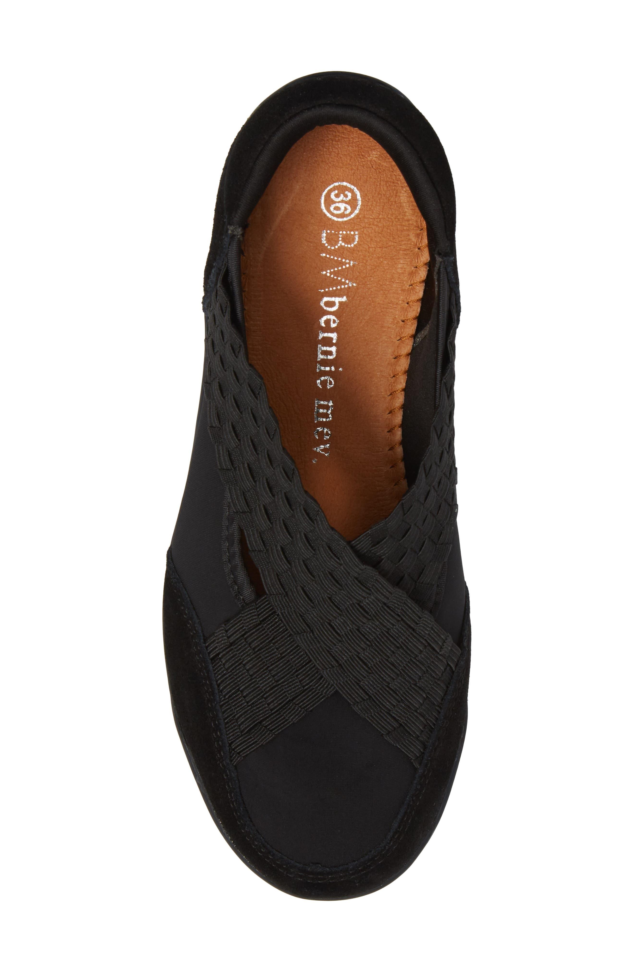 Alternate Image 5  - bernie mev. Rigged Phoenix Slip-On Sneaker (Women)