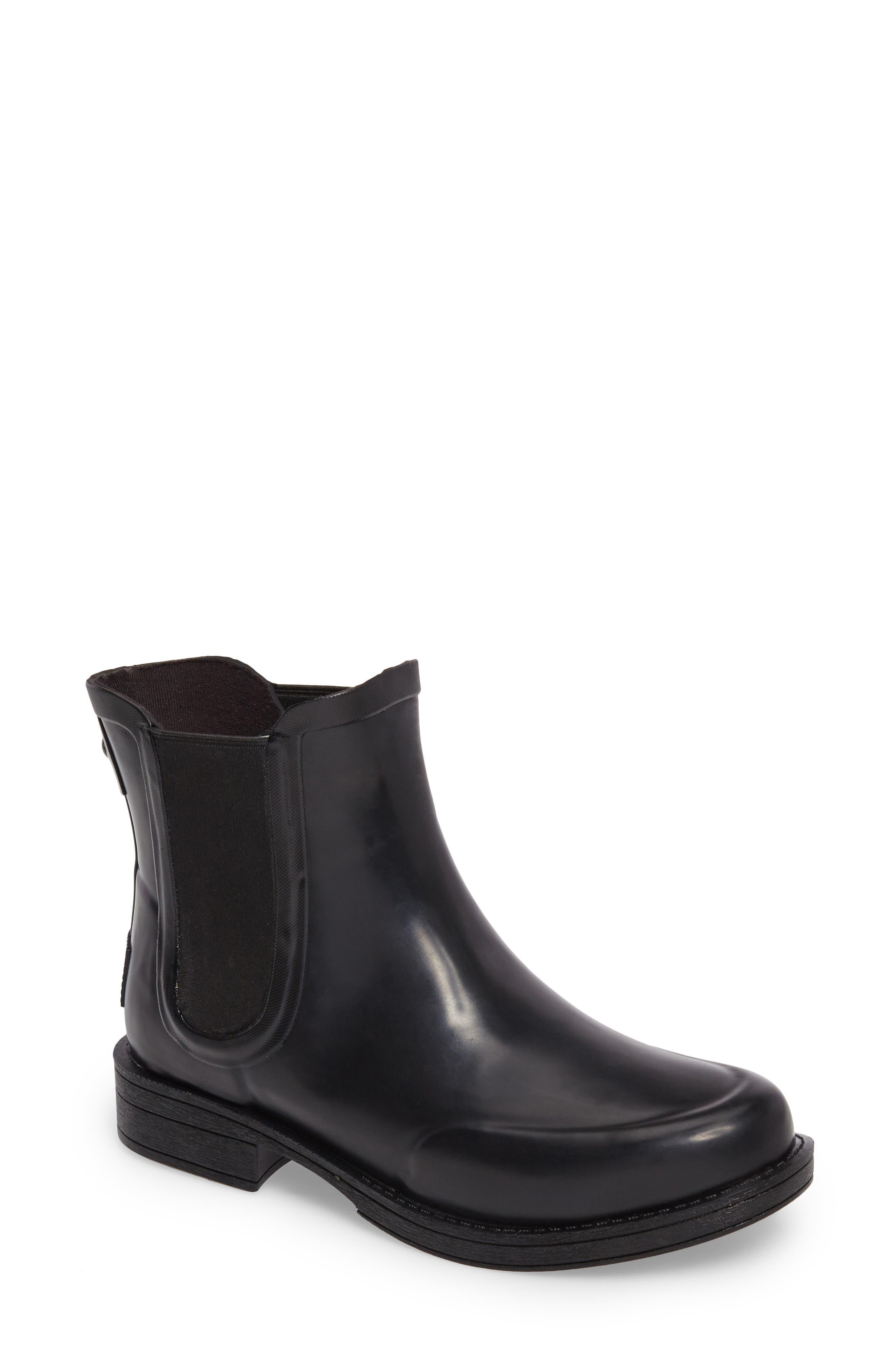 UGG® Aviana Chelsea Rain Boot (Women)