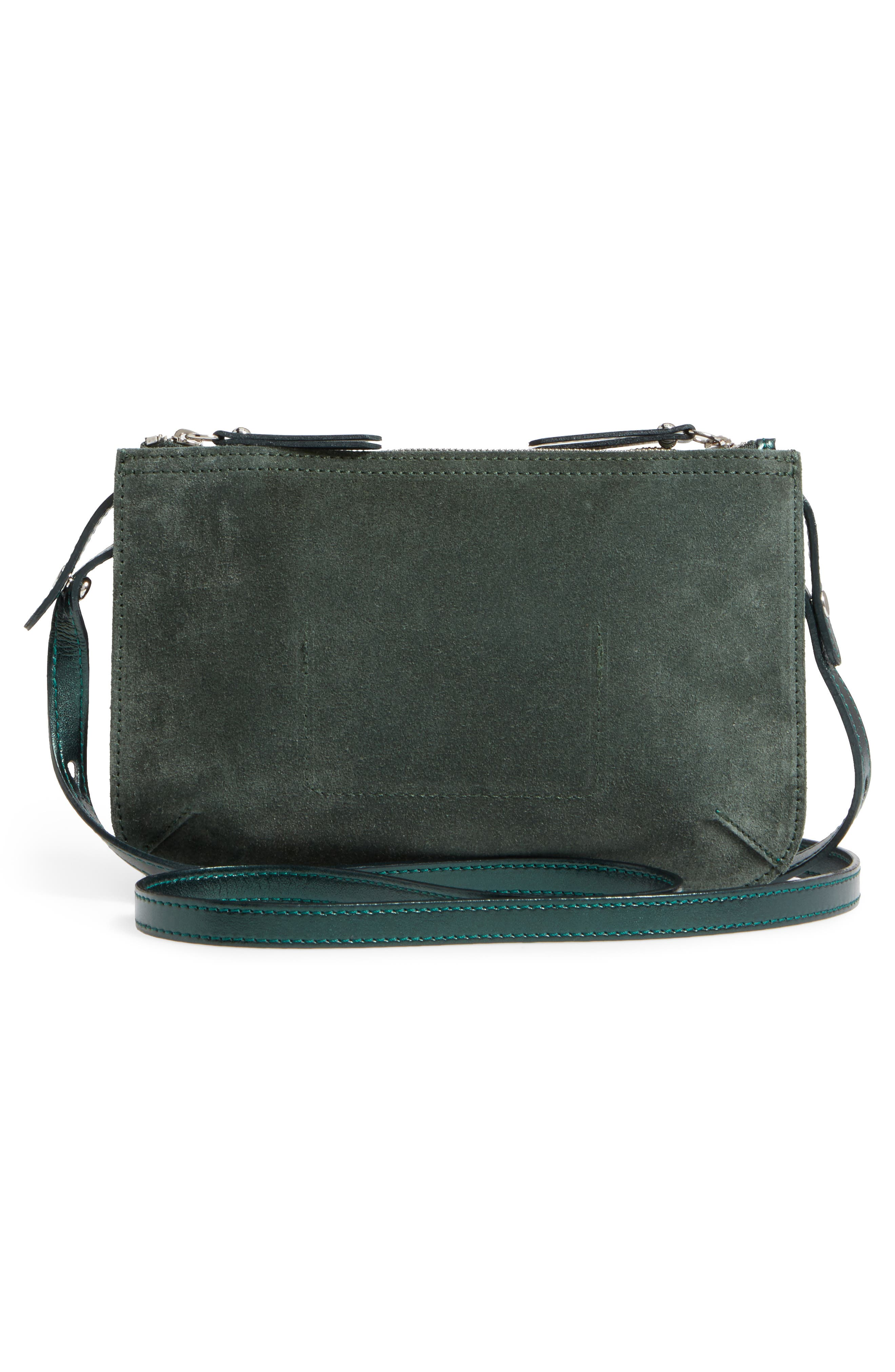 Alternate Image 2  - Longchamp Shop It Crossbody Bag
