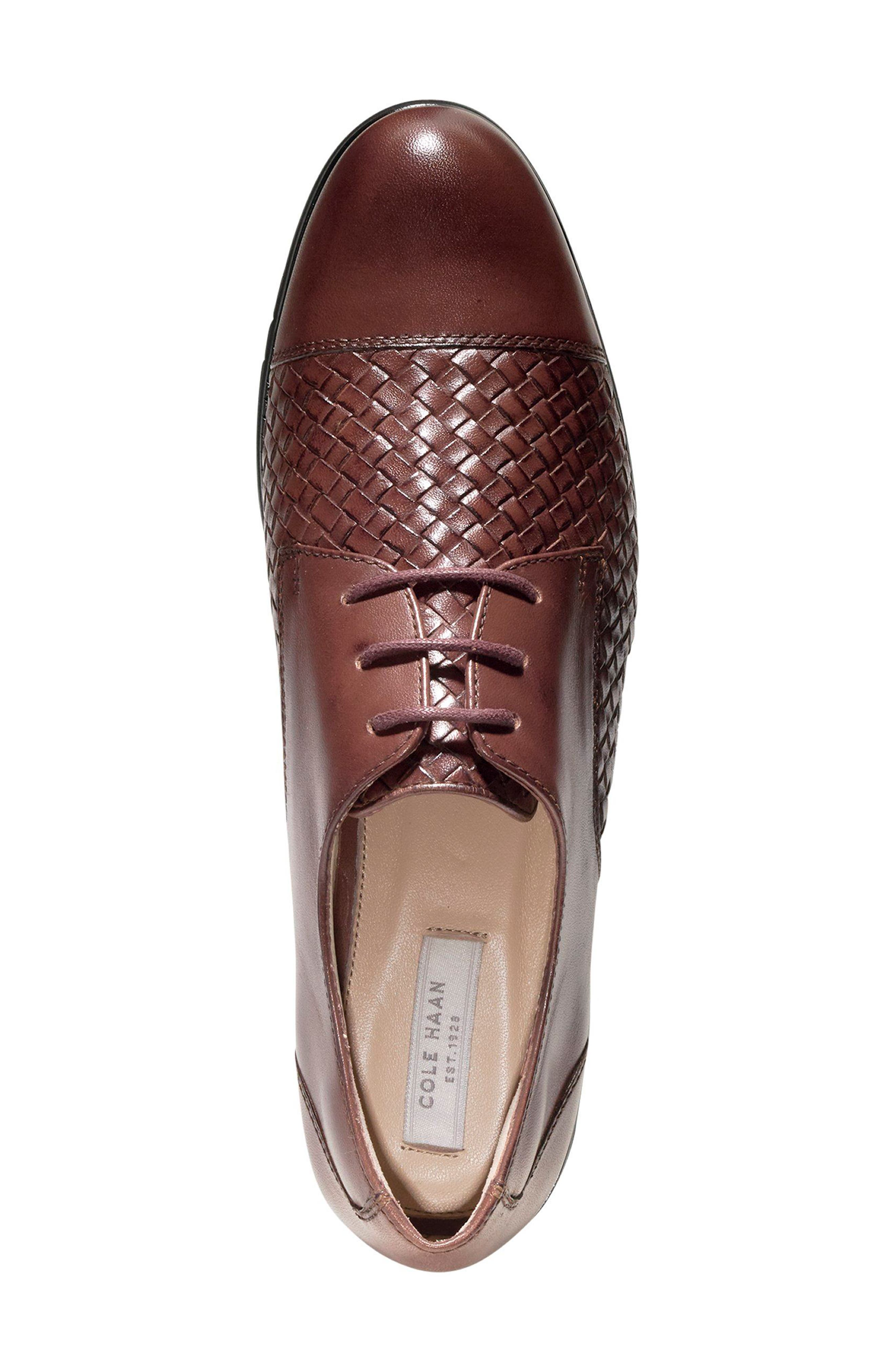 Alternate Image 4  - Cole Haan Jagger Oxford (Women)