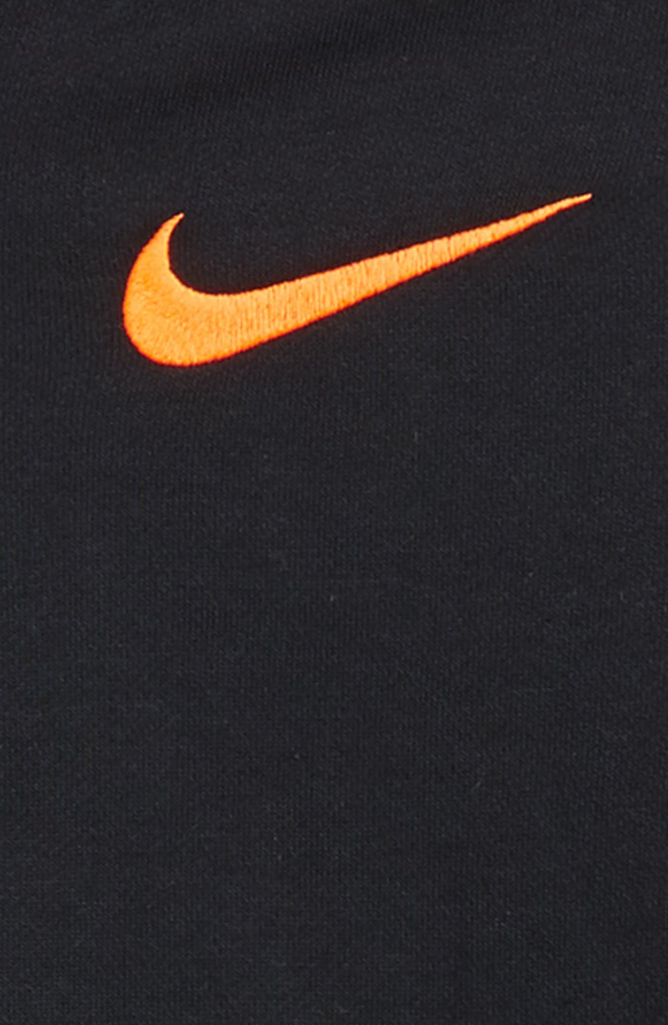 Alternate Image 2  - Nike Dry Hoodie (Little Boys & Big Boys)