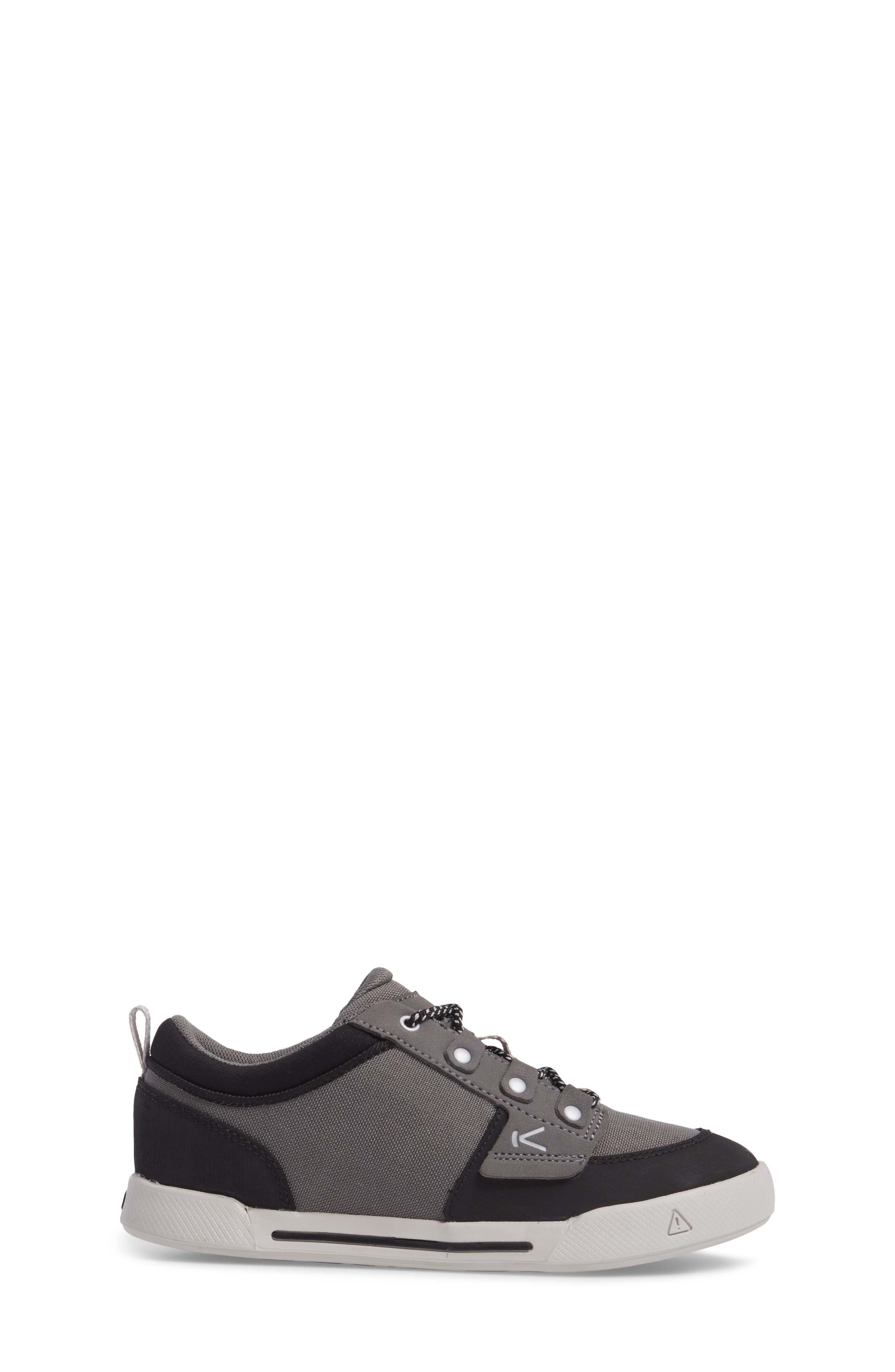Encanto Wesley Sneaker,                             Alternate thumbnail 3, color,                             Gargoyle/ Black