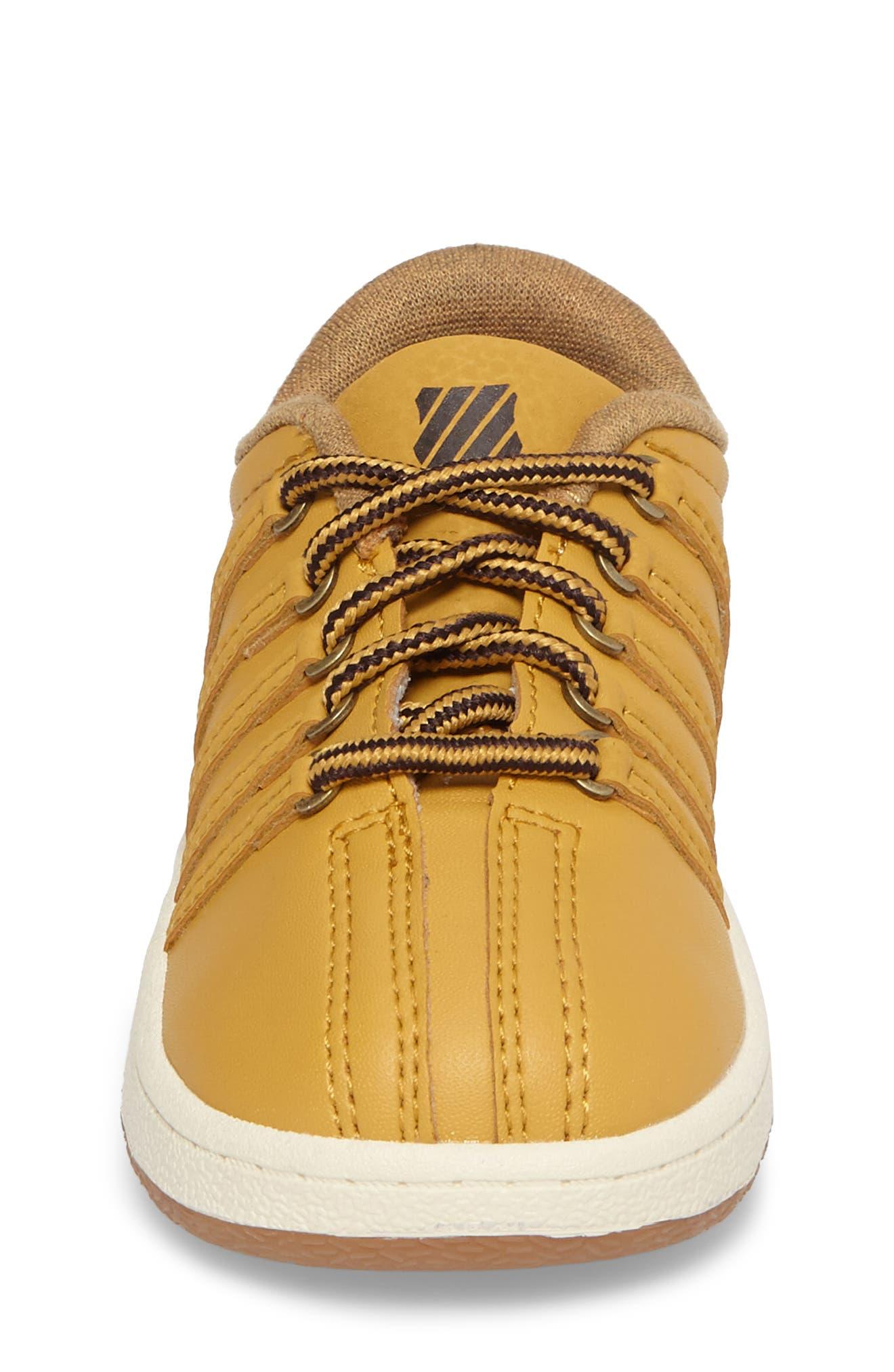 Alternate Image 4  - K-Swiss Classic VN Sneaker (Baby, Walker & Toddler)