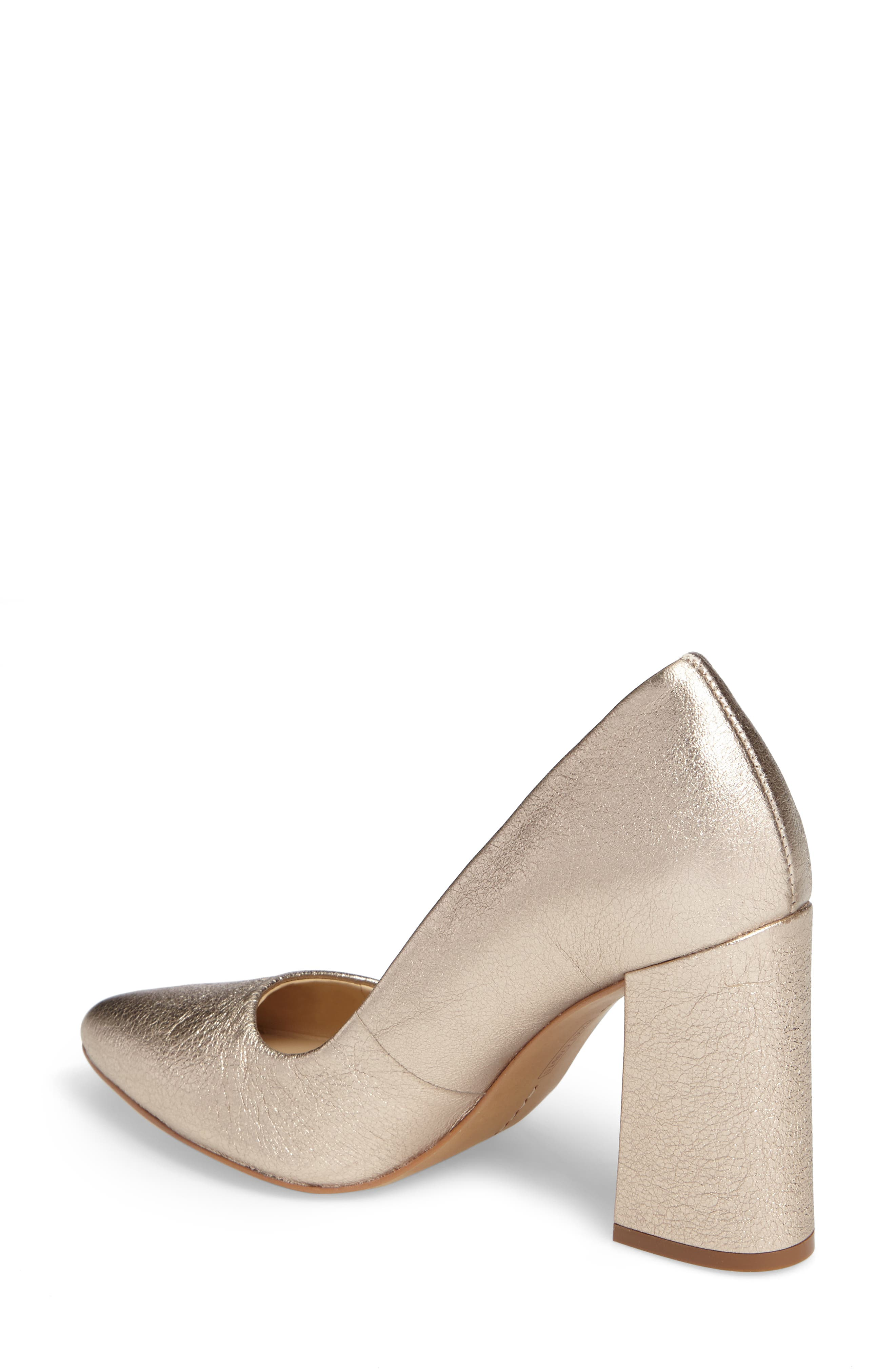 Alternate Image 2  - Vince Camuto Talise Pointy Toe Pump (Women)