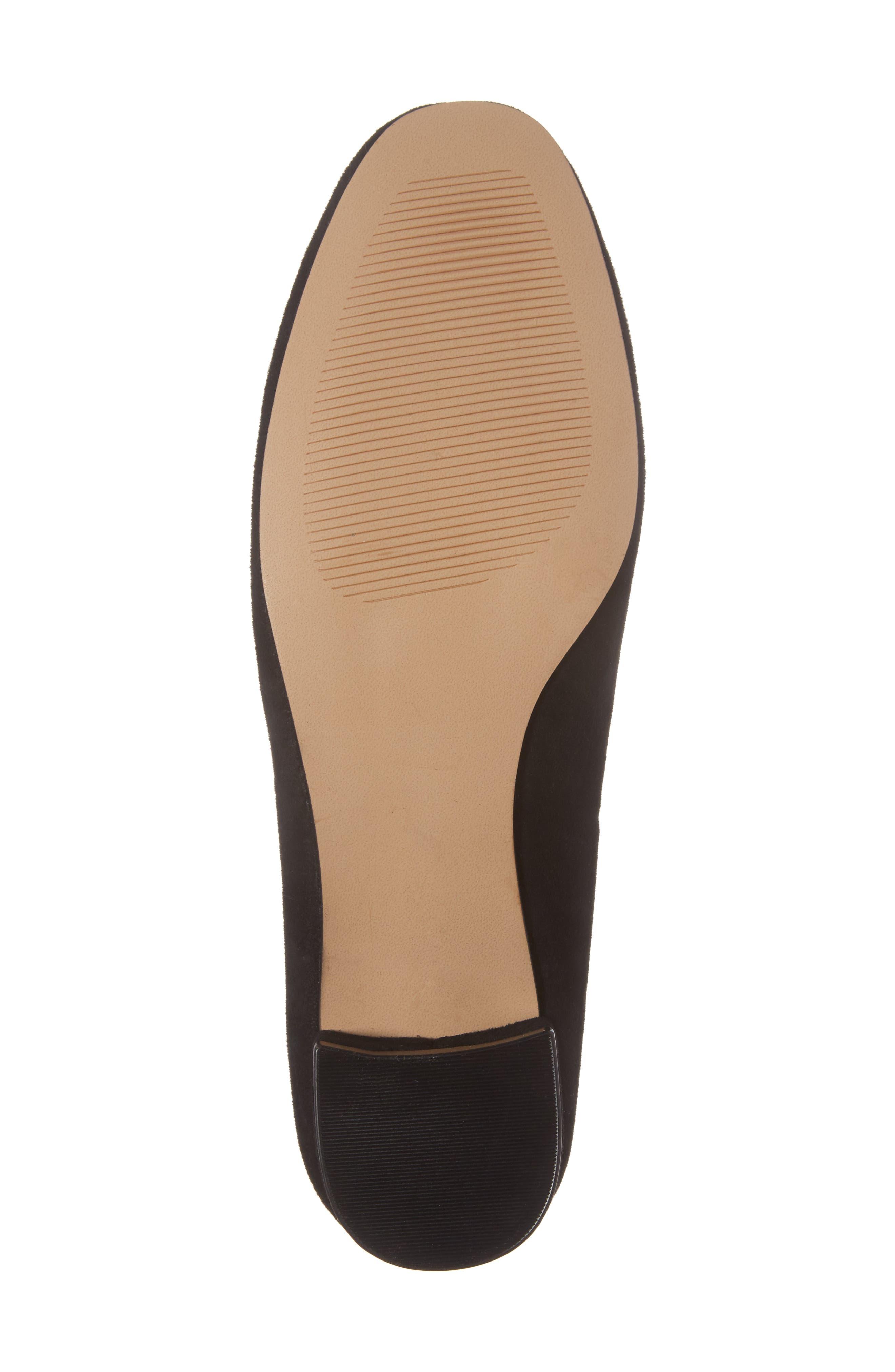 Alternate Image 6  - Sole Society Anastasi Block Heel Flat (Women)