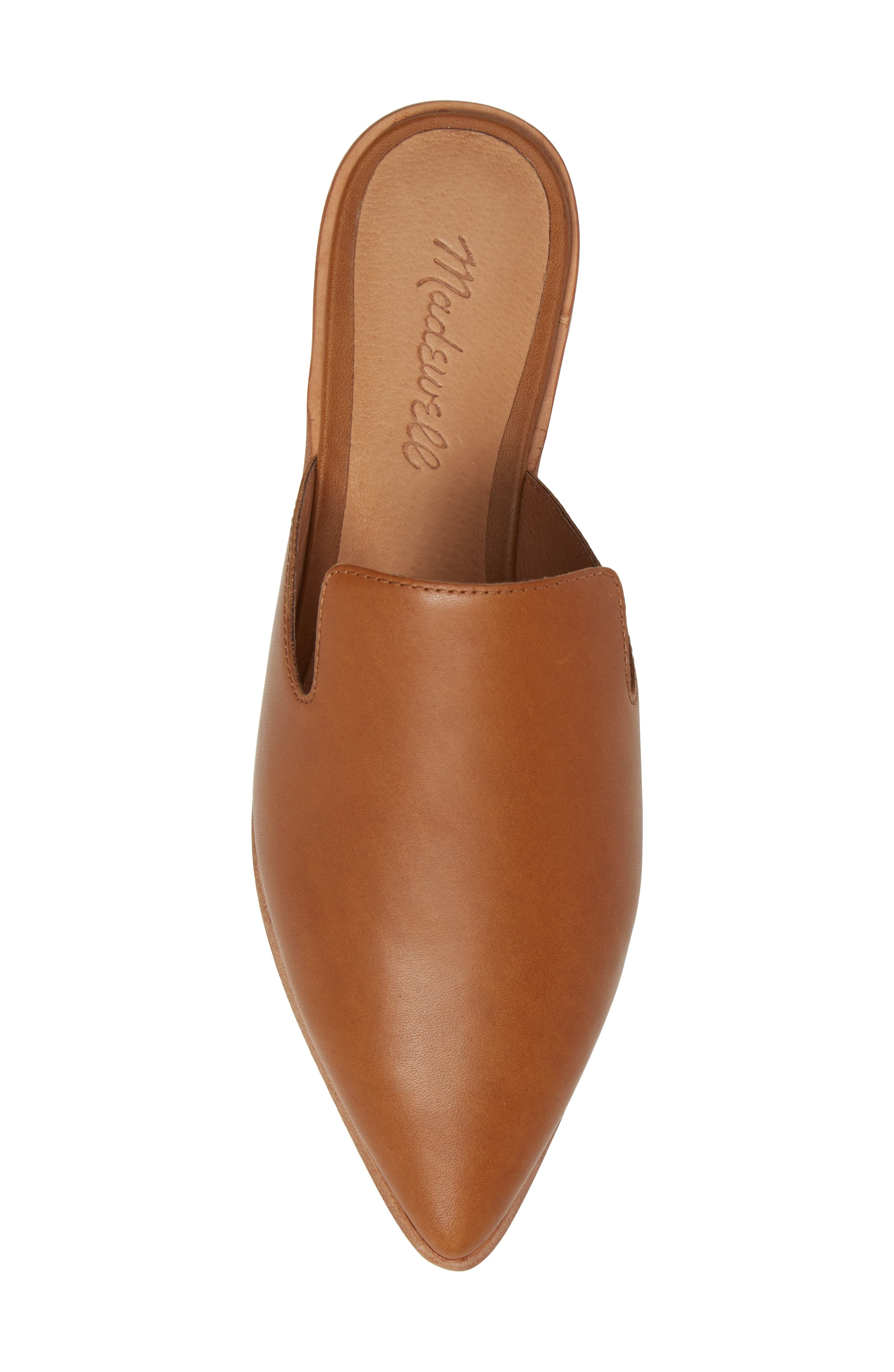 Alternate Image 5  - Madewell The Gemma Pointy Toe Mule (Women)