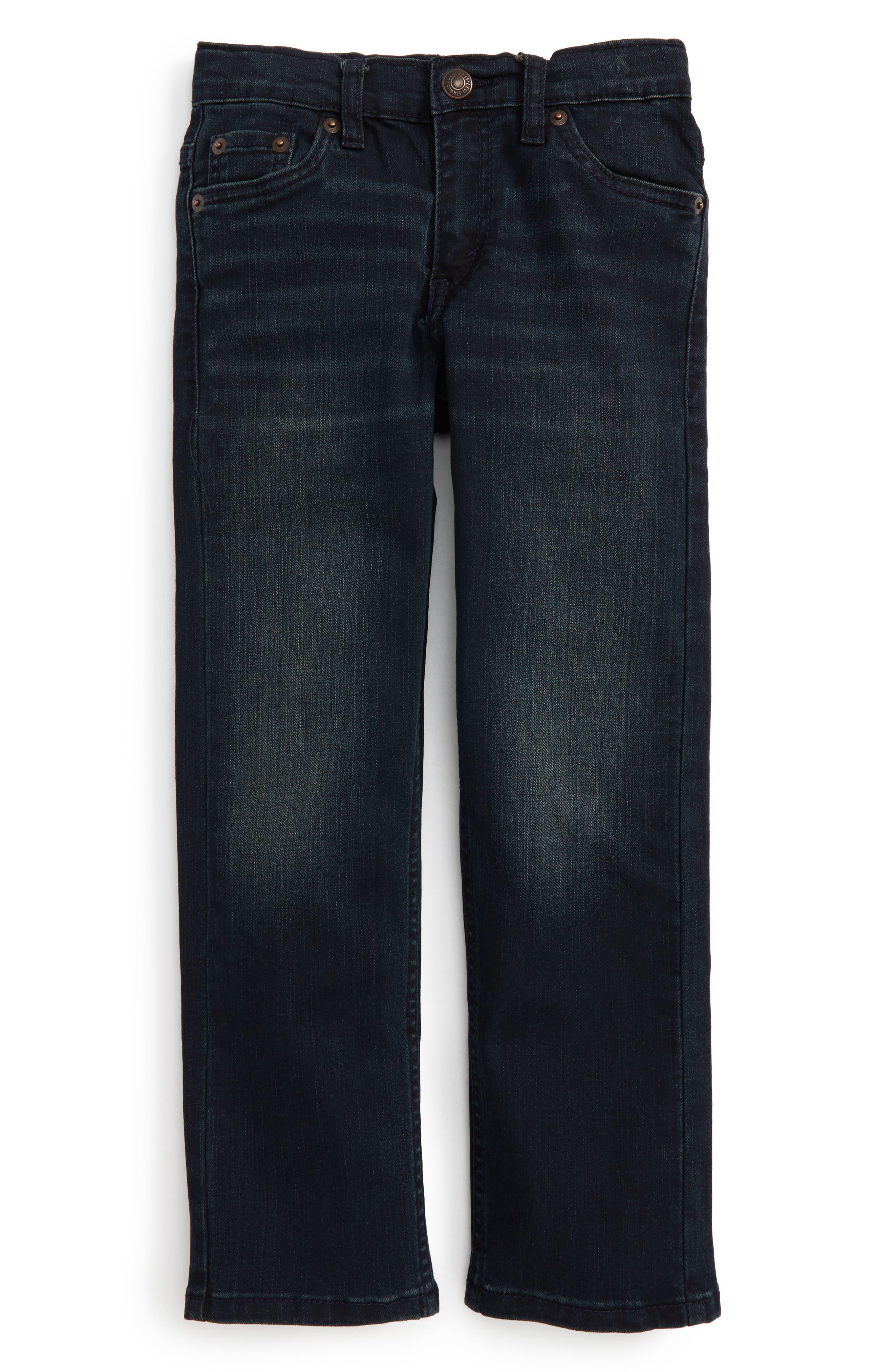 511 Slim Fit Jeans,                         Main,                         color, A Blue