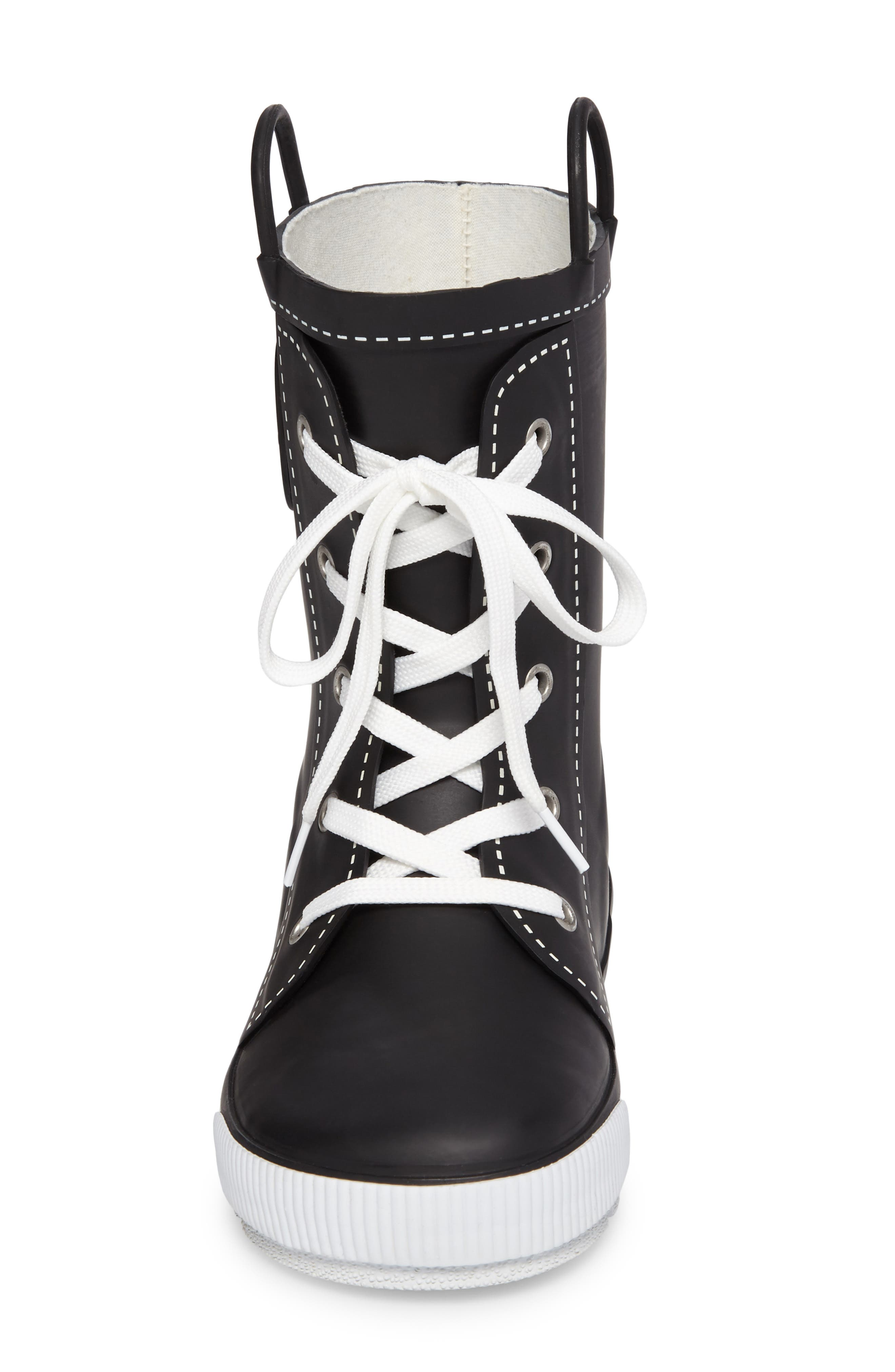Alternate Image 4  - Western Chief Waterproof Sneaker Rain Boot (Walker, Toddler, Little Kid & Big Kid)
