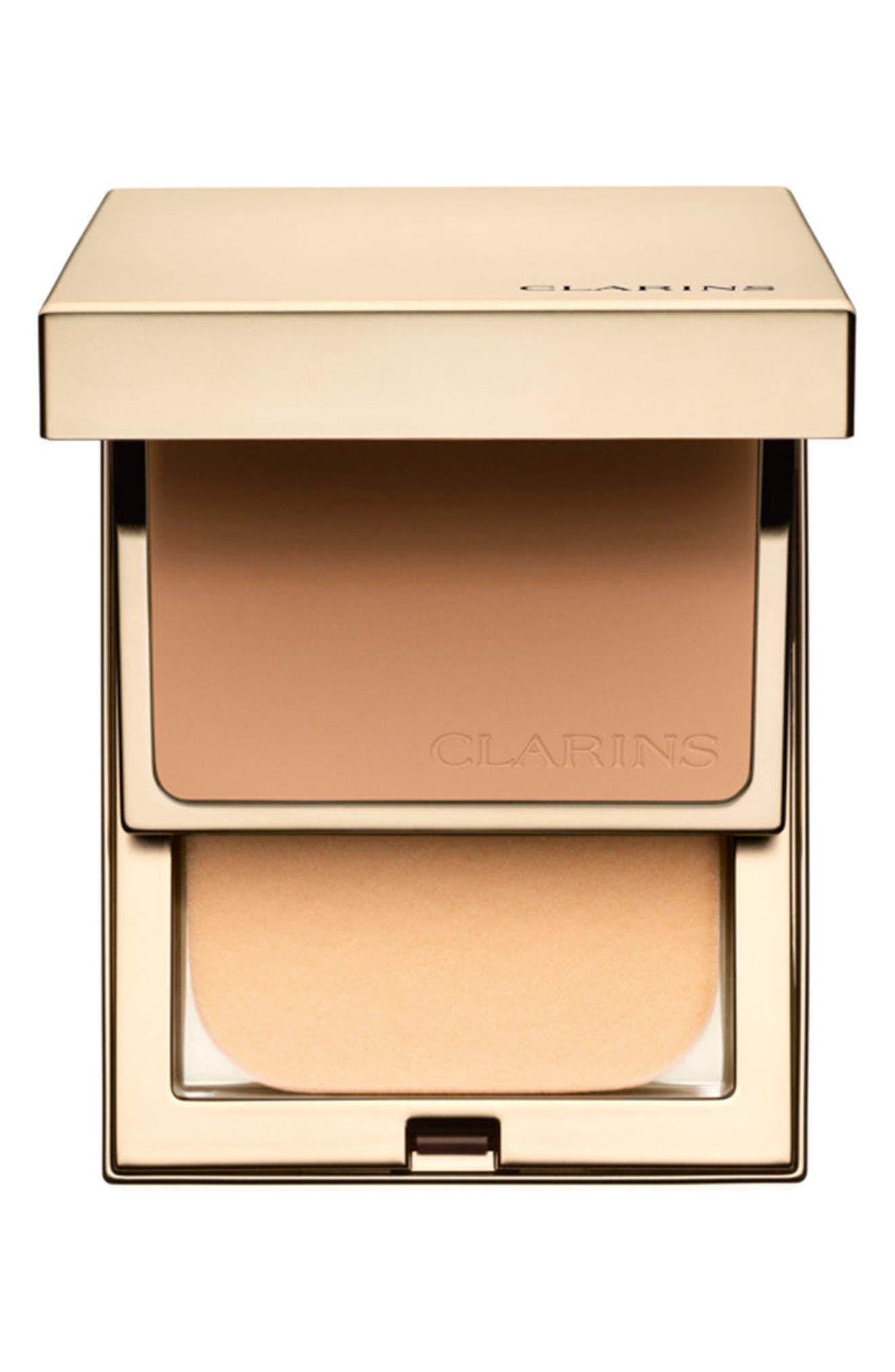 Main Image - Clarins Everlasting Compact Foundation SPF 9