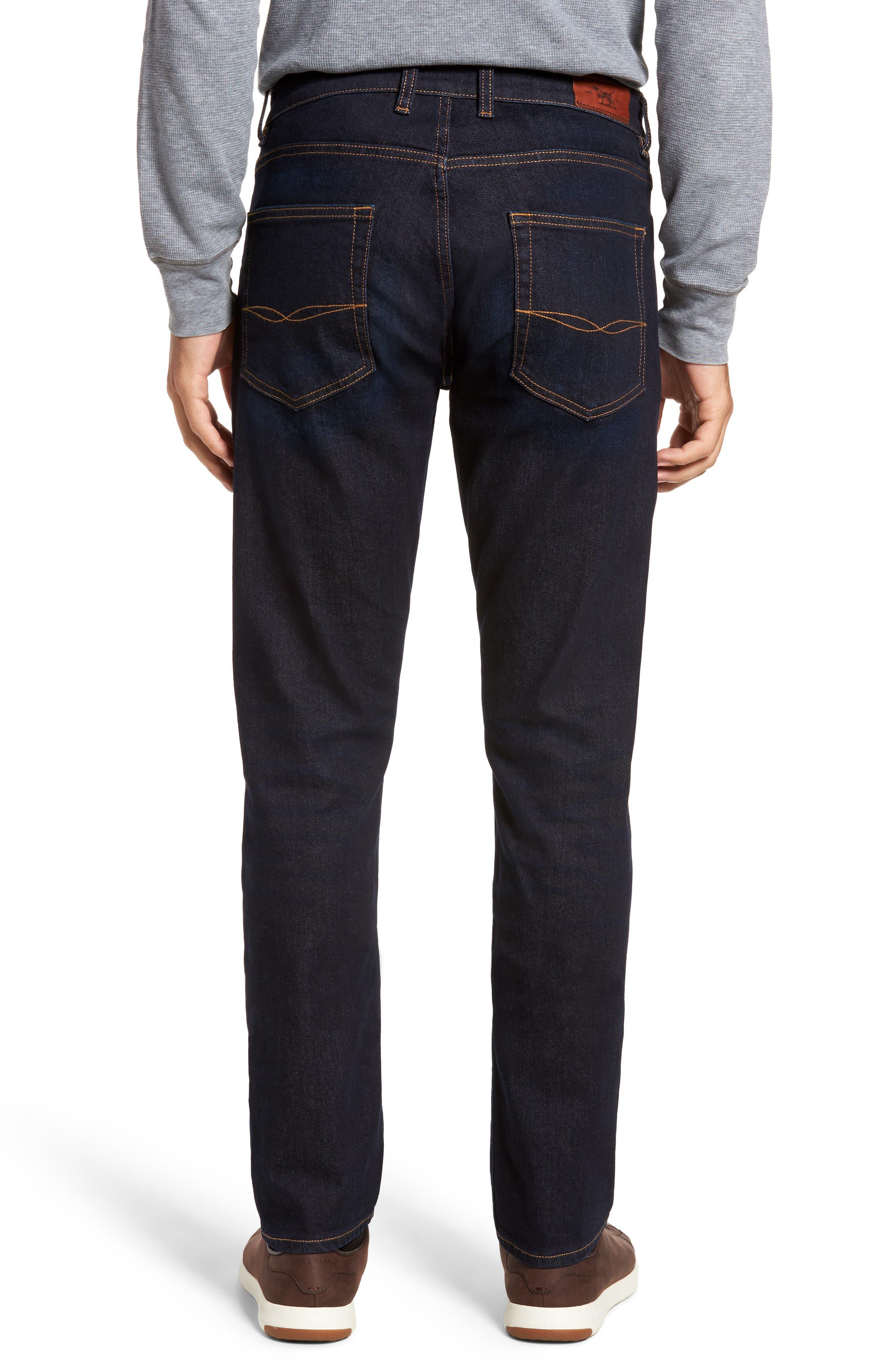 Fanshawe Straight Leg Jeans,                             Alternate thumbnail 2, color,                             Denim