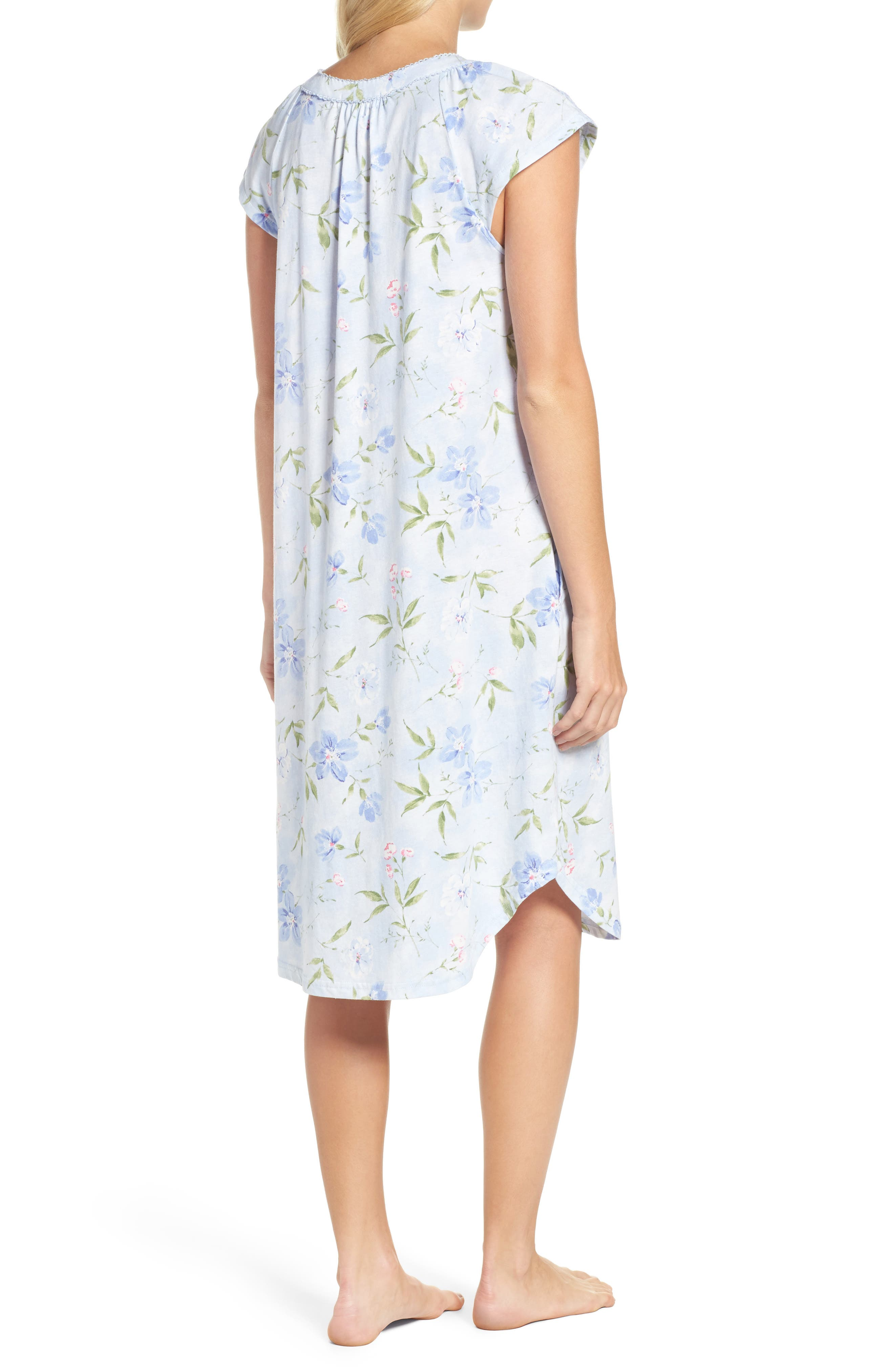 Short Nightgown,                             Alternate thumbnail 2, color,                             London Buds