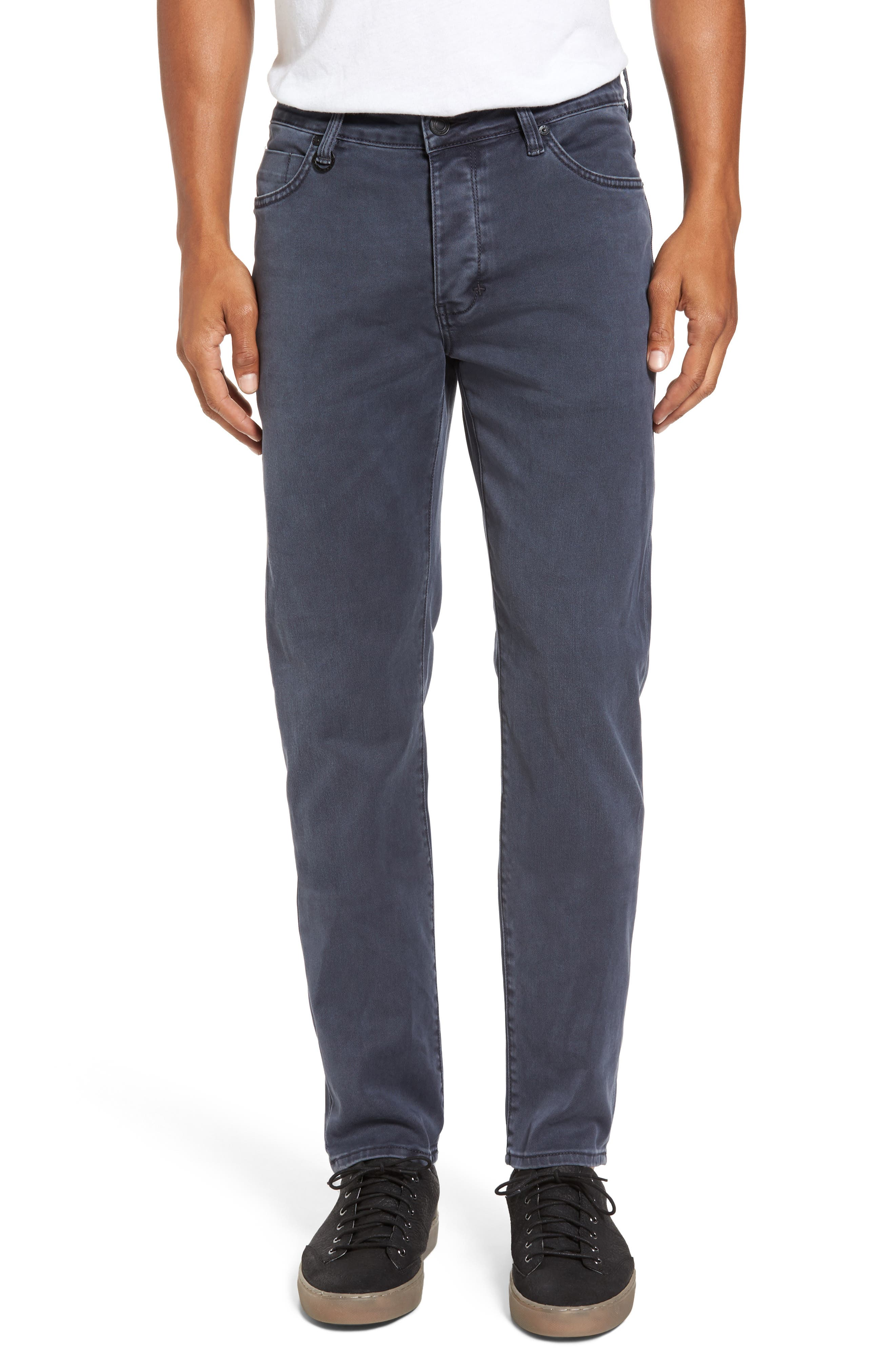 Alternate Image 1 Selected - NEUW Lou Slim Fit Jeans (Liberte)