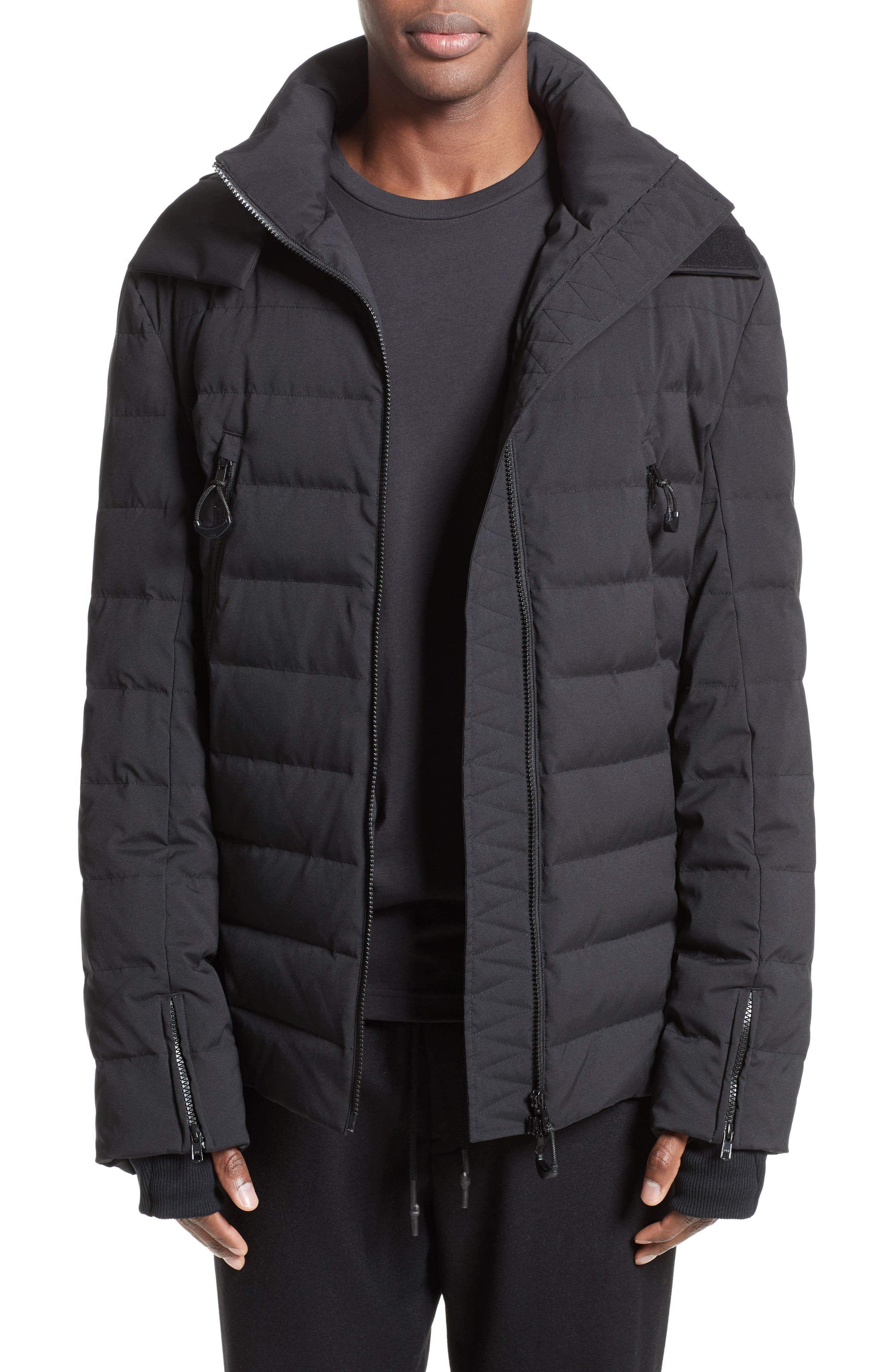 Alternate Image 1 Selected - Y-3 Water Resistant Down Jacket