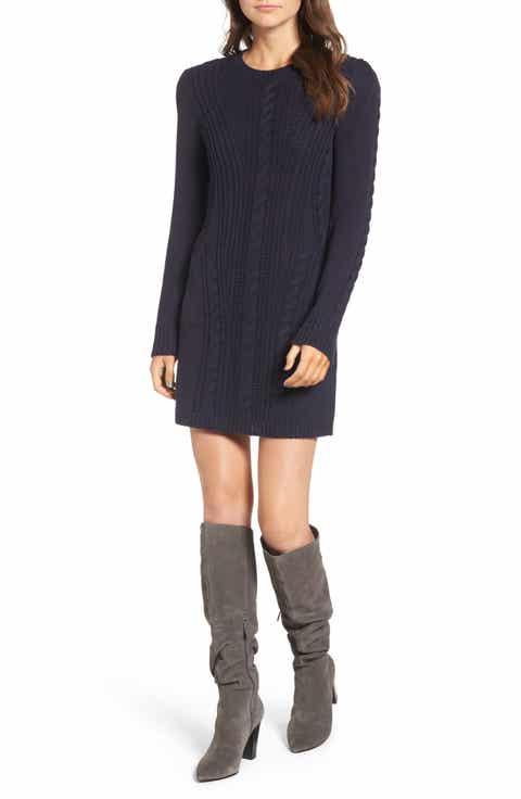 Women S Sweater Dresses Nordstrom