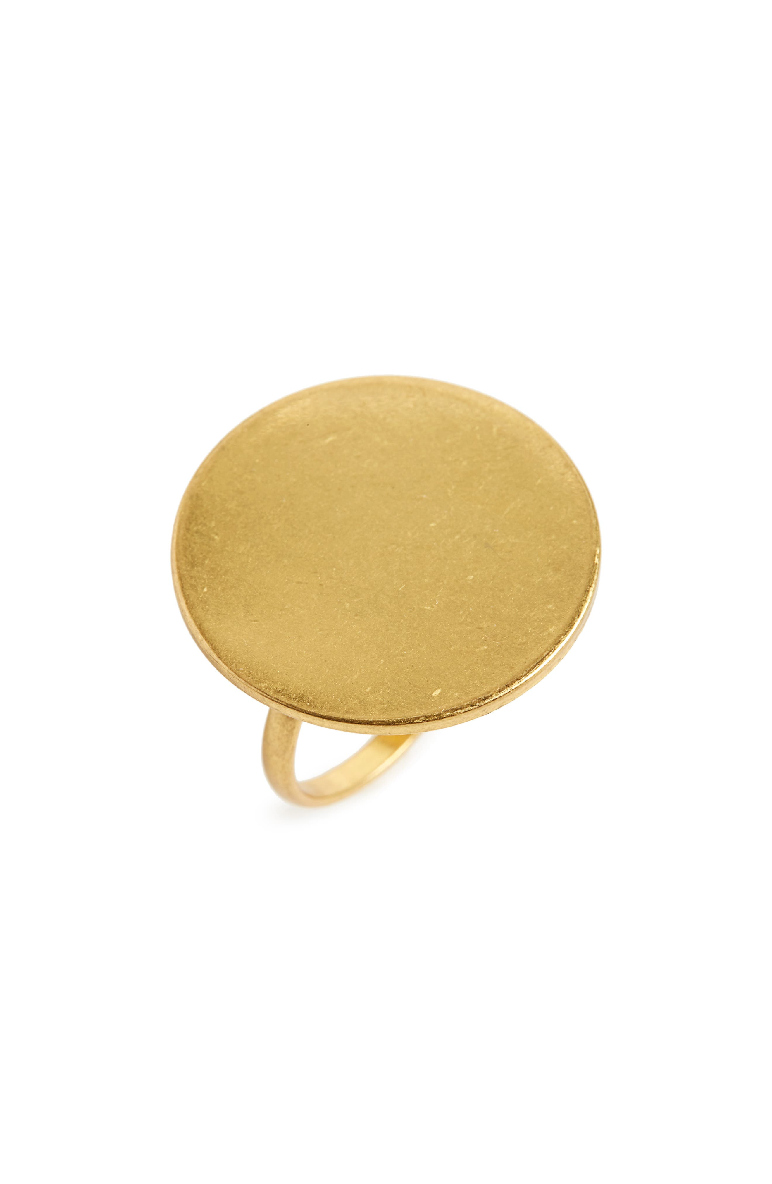 MADEWELL Disc Ring