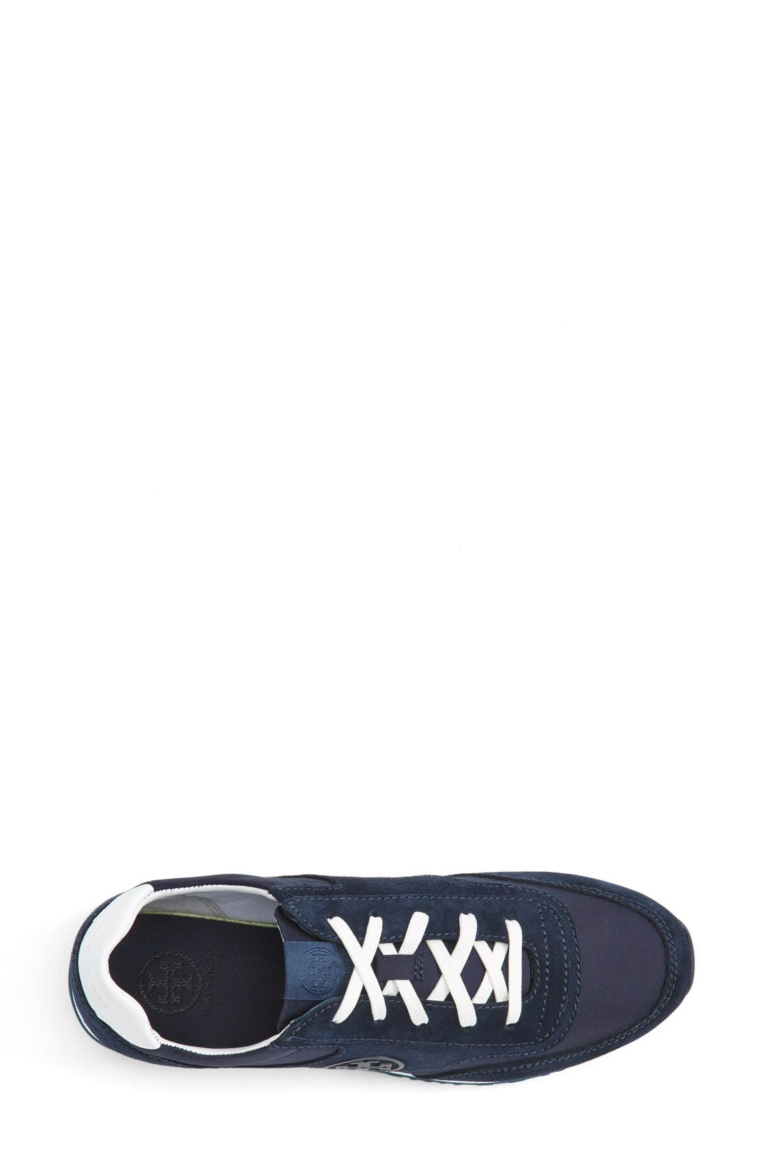 Alternate Image 3  - Tory Burch Logo Sneaker (Women)