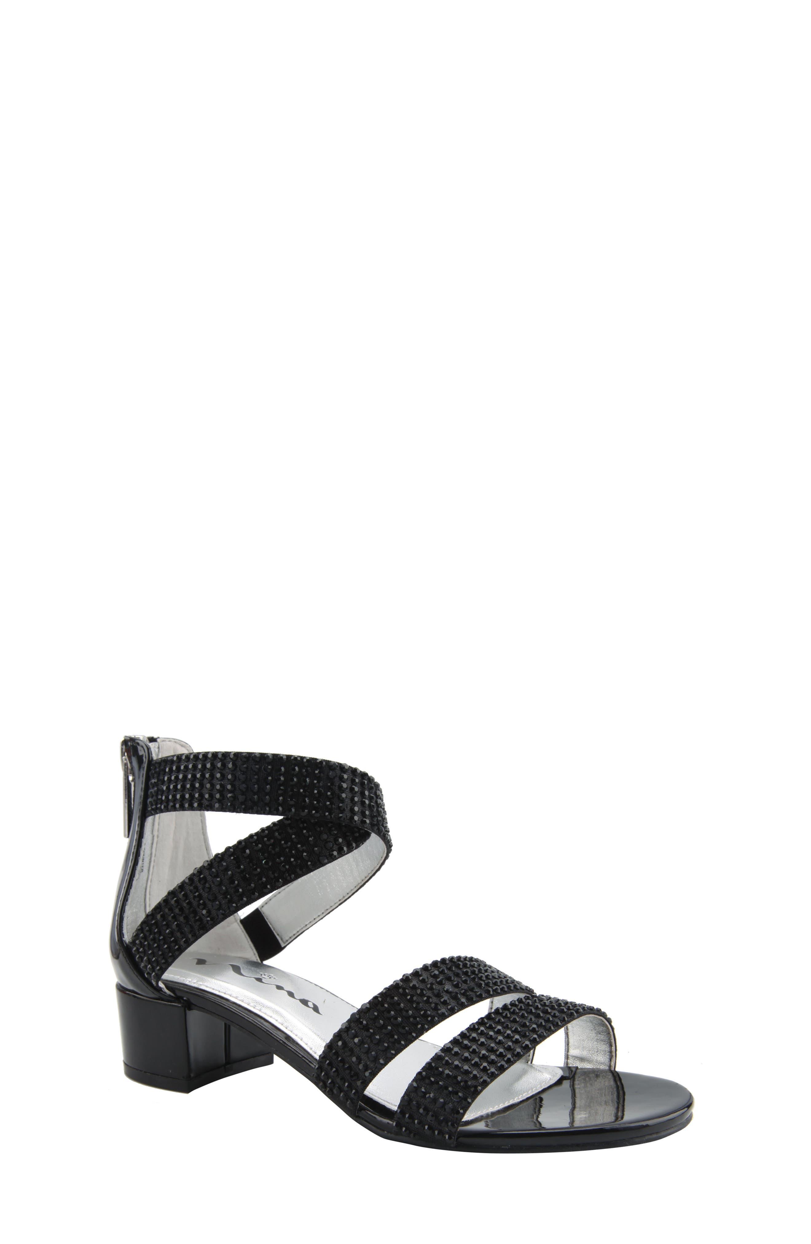 NINA Yesenia Embellished Sandal