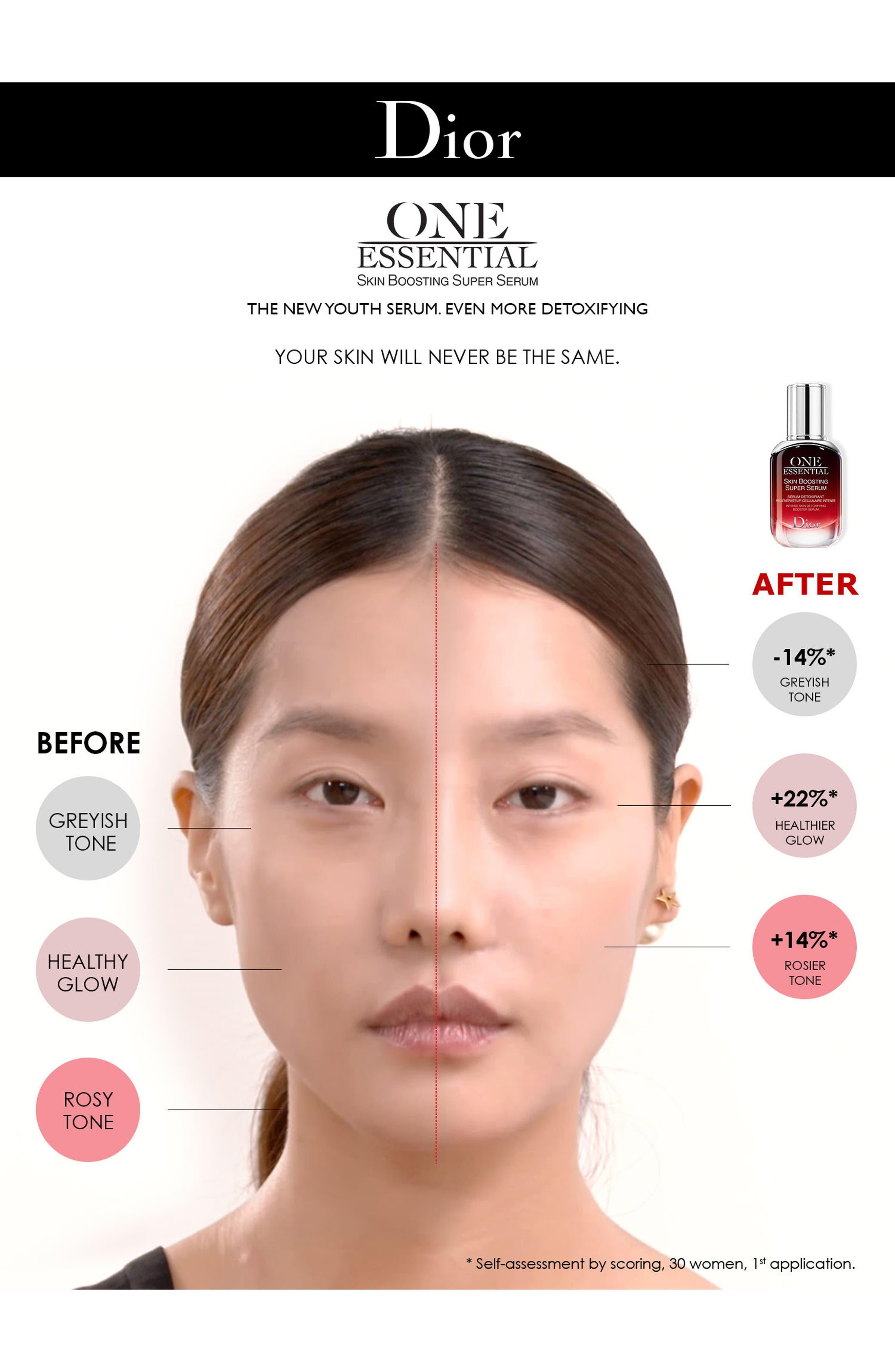 Alternate Image 4  - Dior One Essential Skin Boosting Super Serum