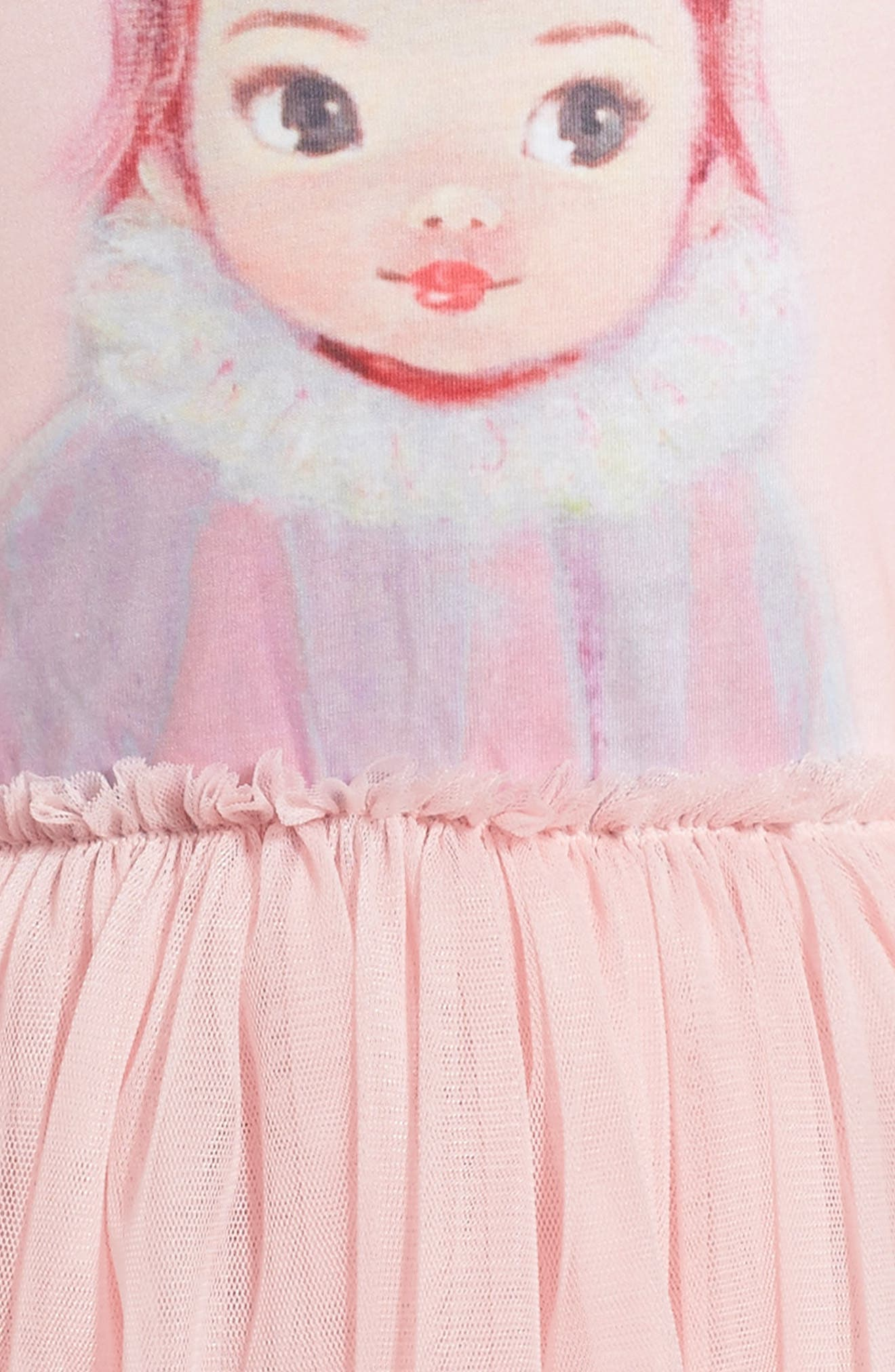 Alternate Image 3  - Rock Your Kid Harlequin Circus Dress (Toddler Girls & Little Girls)