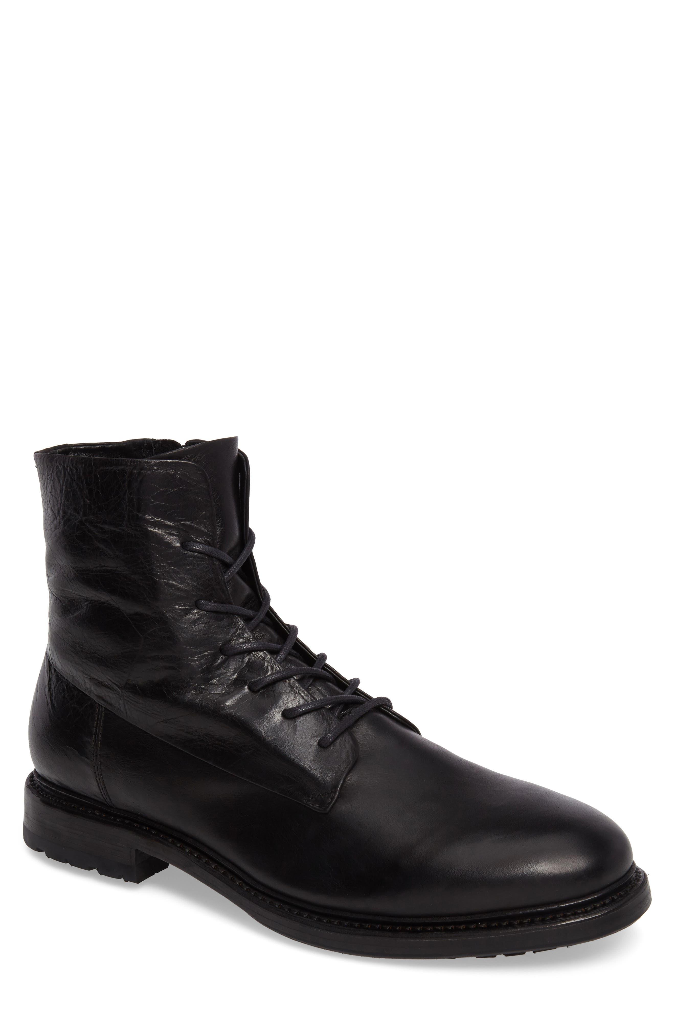 Blackstone MM 08 Plain Toe Boot (Men)