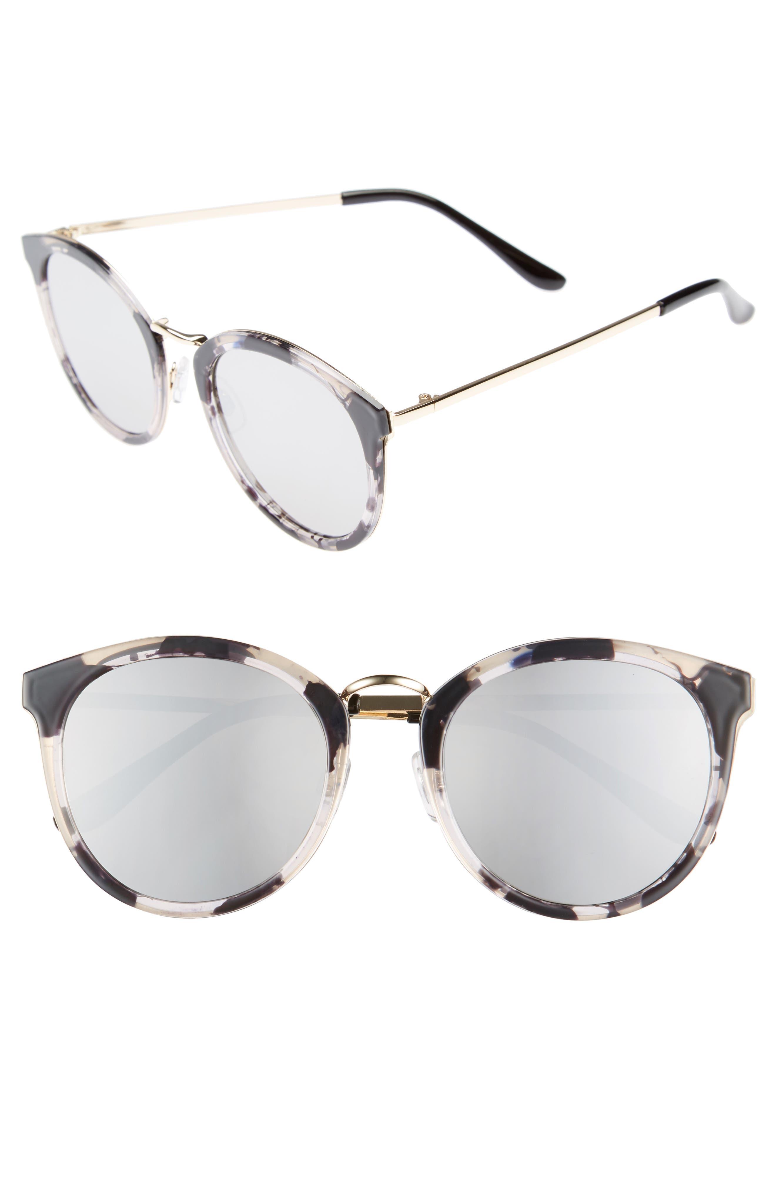 BP. Metal & Enamel Sunglasses