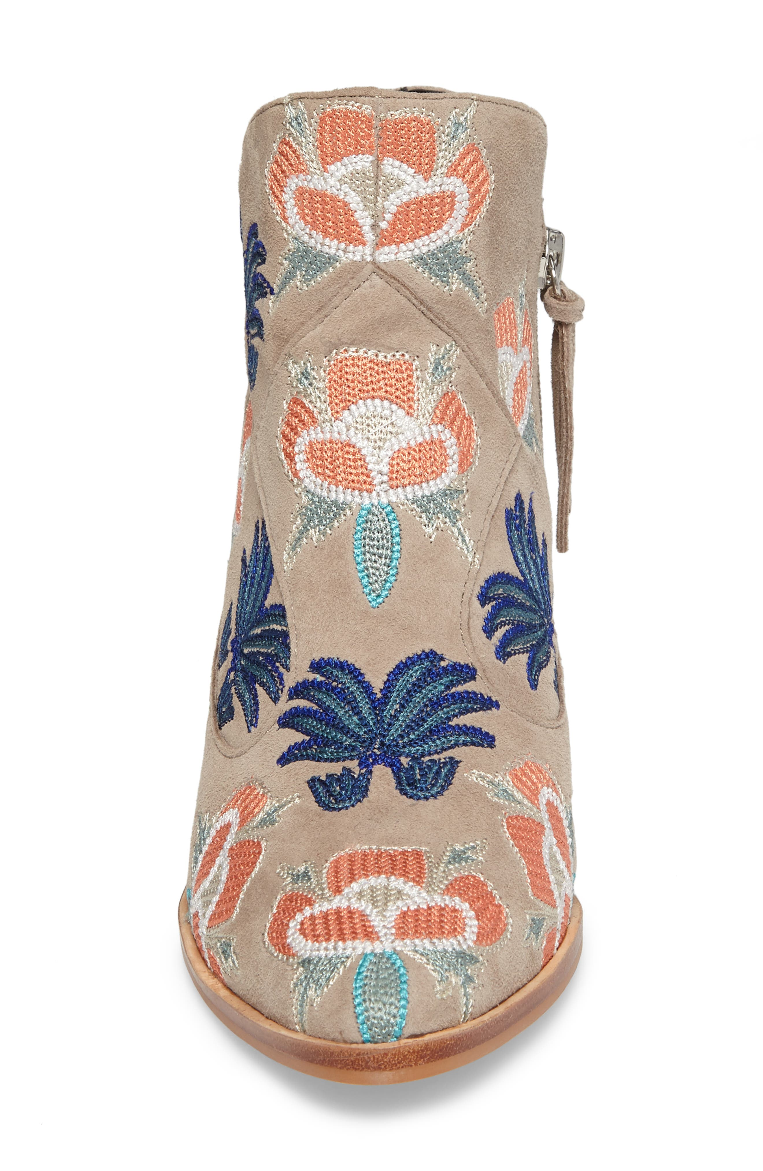 Alternate Image 4  - Rebecca Minkoff Lulu Too Flower Embroidered Bootie (Women)