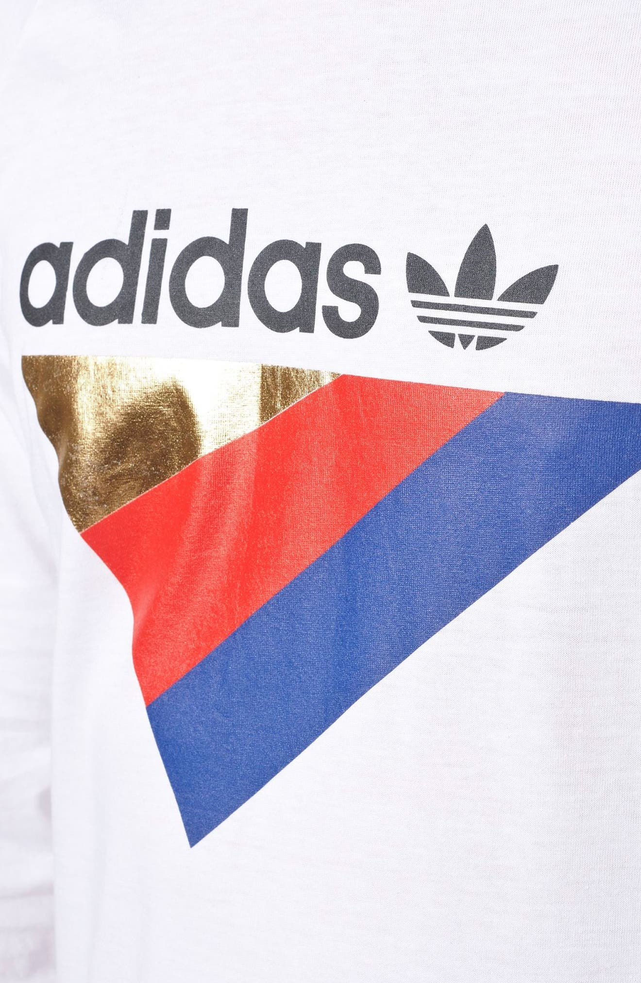 Alternate Image 4  - adidas Originals Anichkov T-Shirt