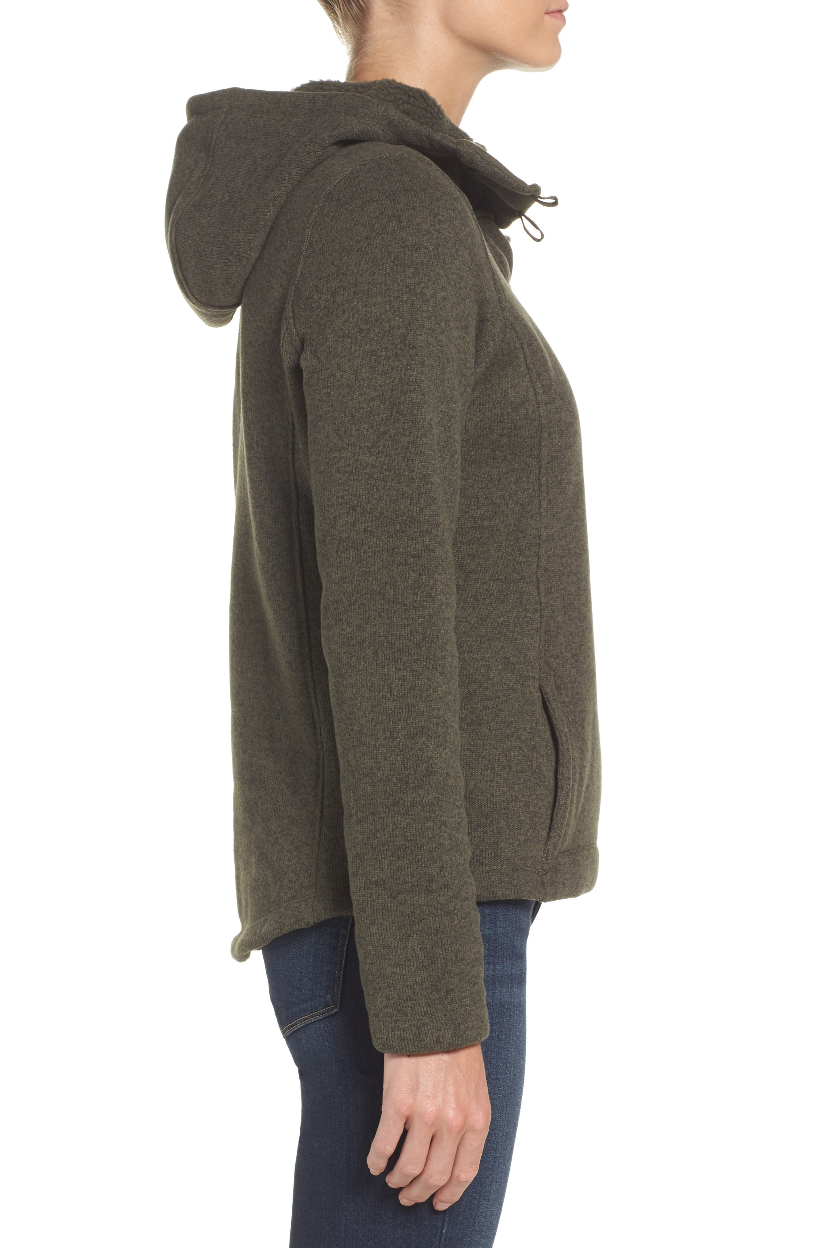 Alternate Image 3  - The North Face Crescent Hooded Pullover