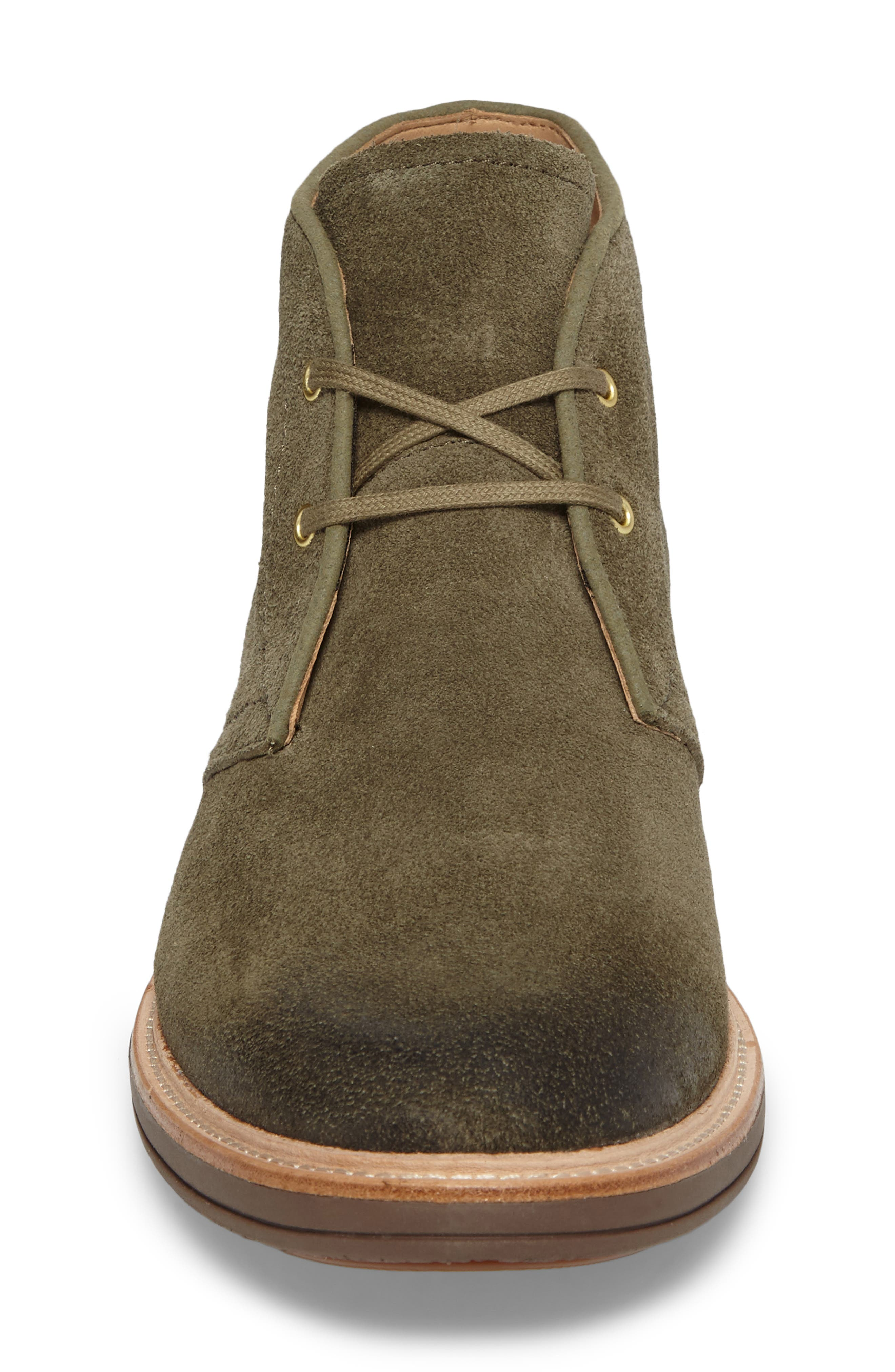 Australia Dagmann Chukka Boot,                             Alternate thumbnail 4, color,                             Olive