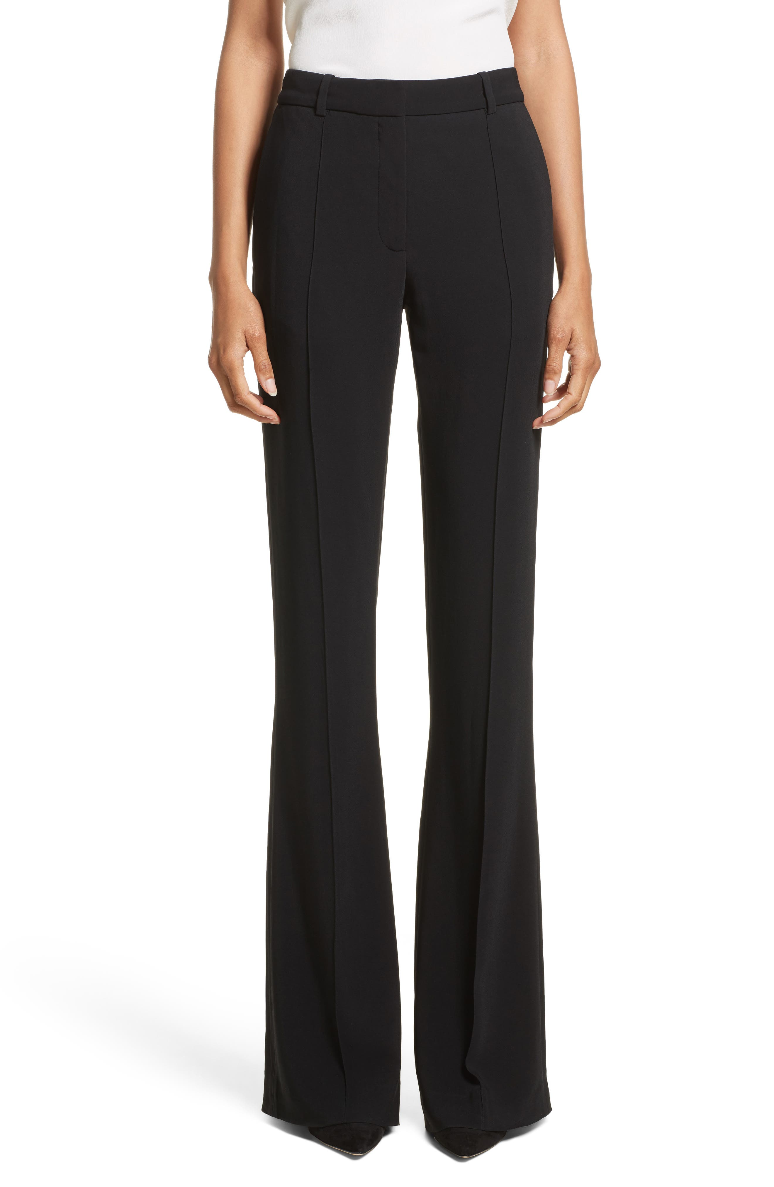Alternate Image 1 Selected - Victoria Beckham Flare Pants