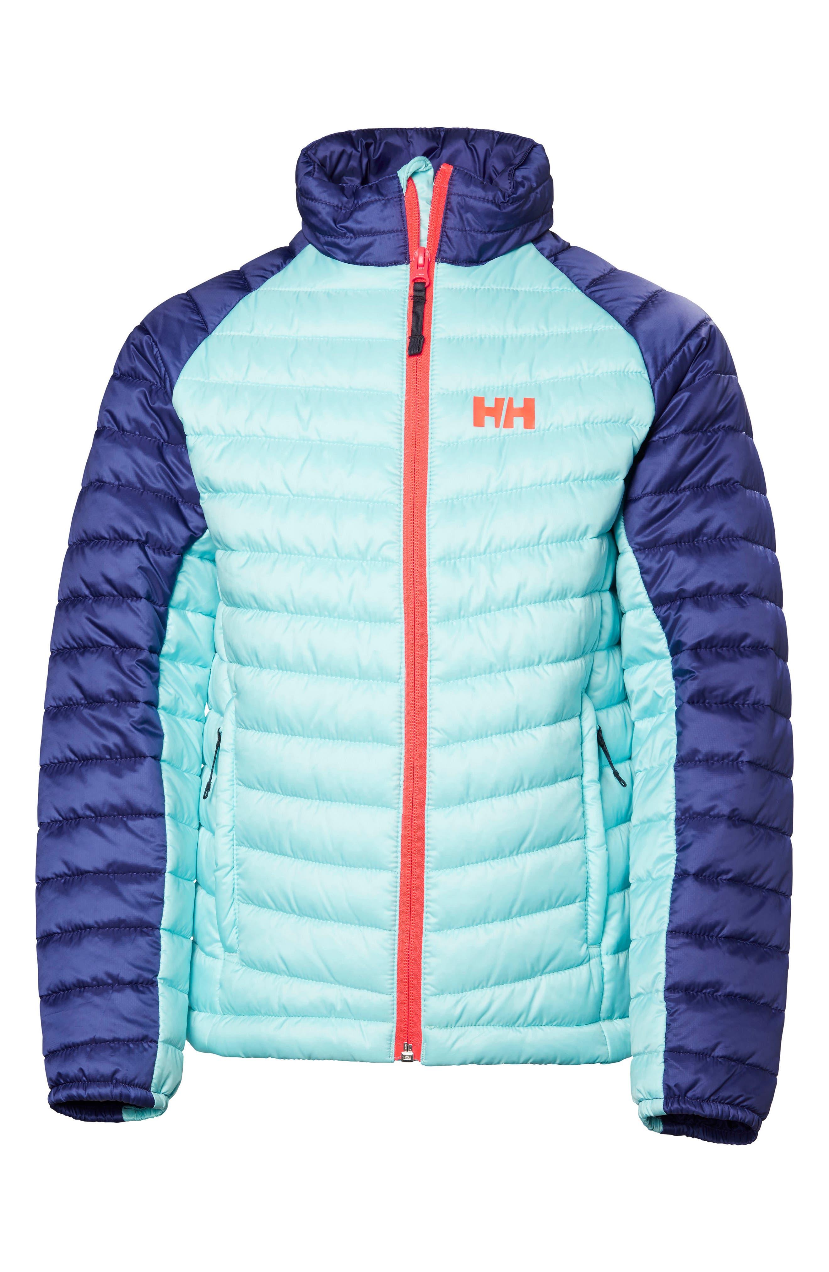Helly Hansen Jr. Juell Insulator Jacket (Big Girls)