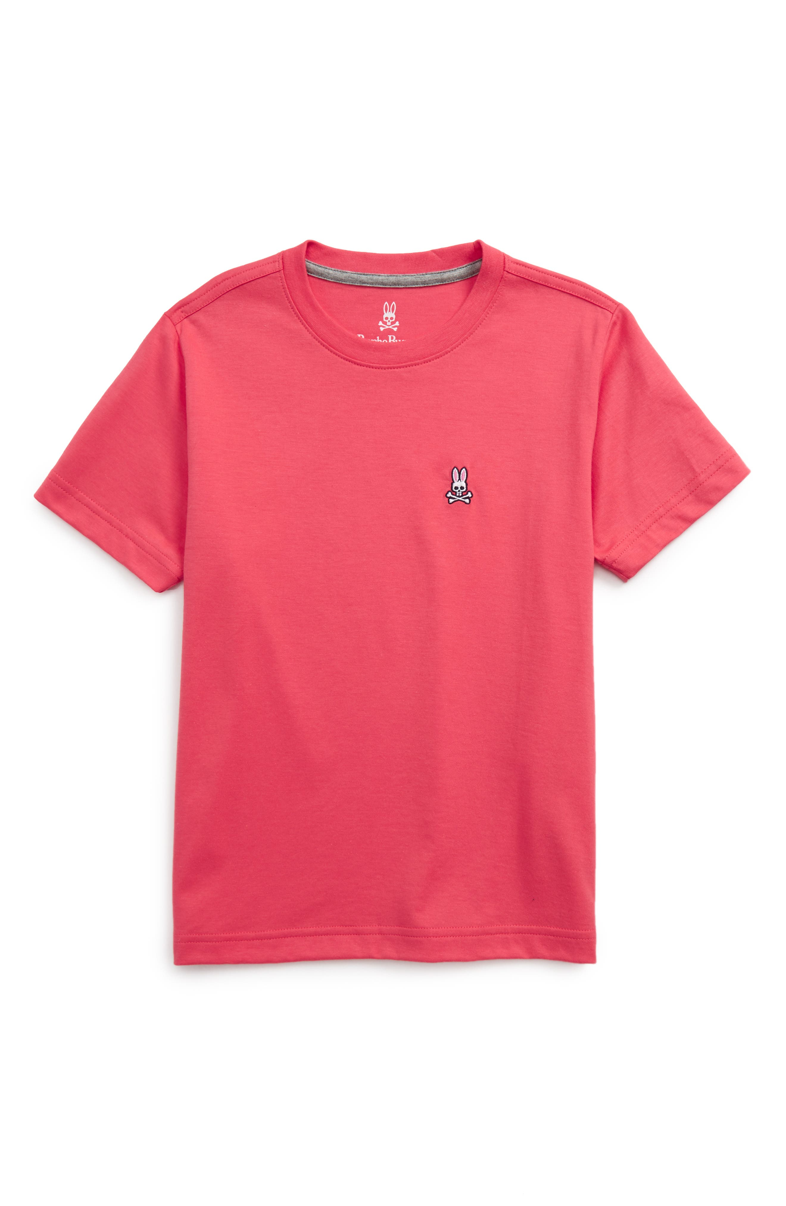 Psycho Bunny Crewneck T-Shirt (Little Boys & Big Boys)