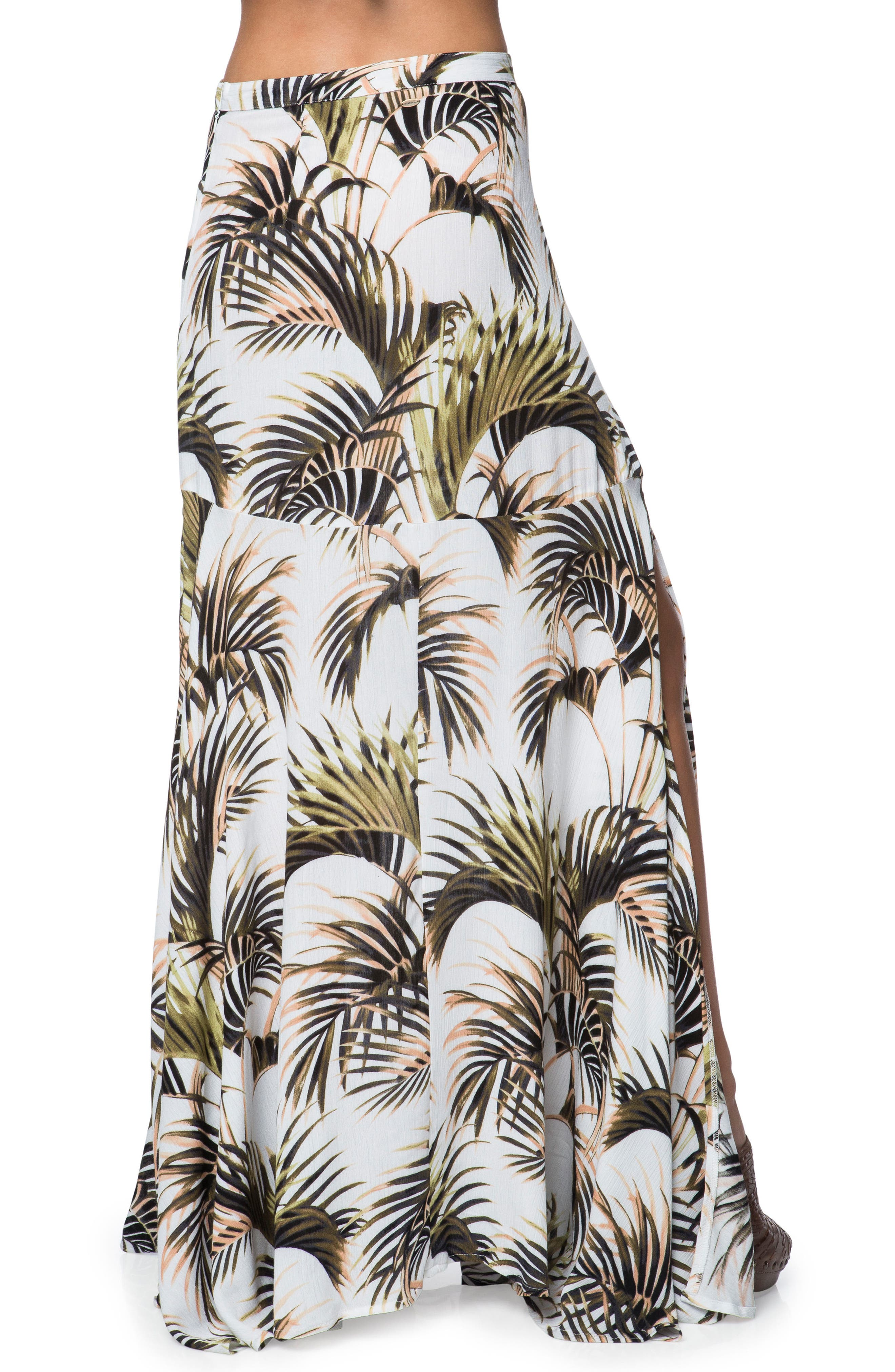 Alternate Image 2  - O'Neill Nosara Slit Maxi Skirt