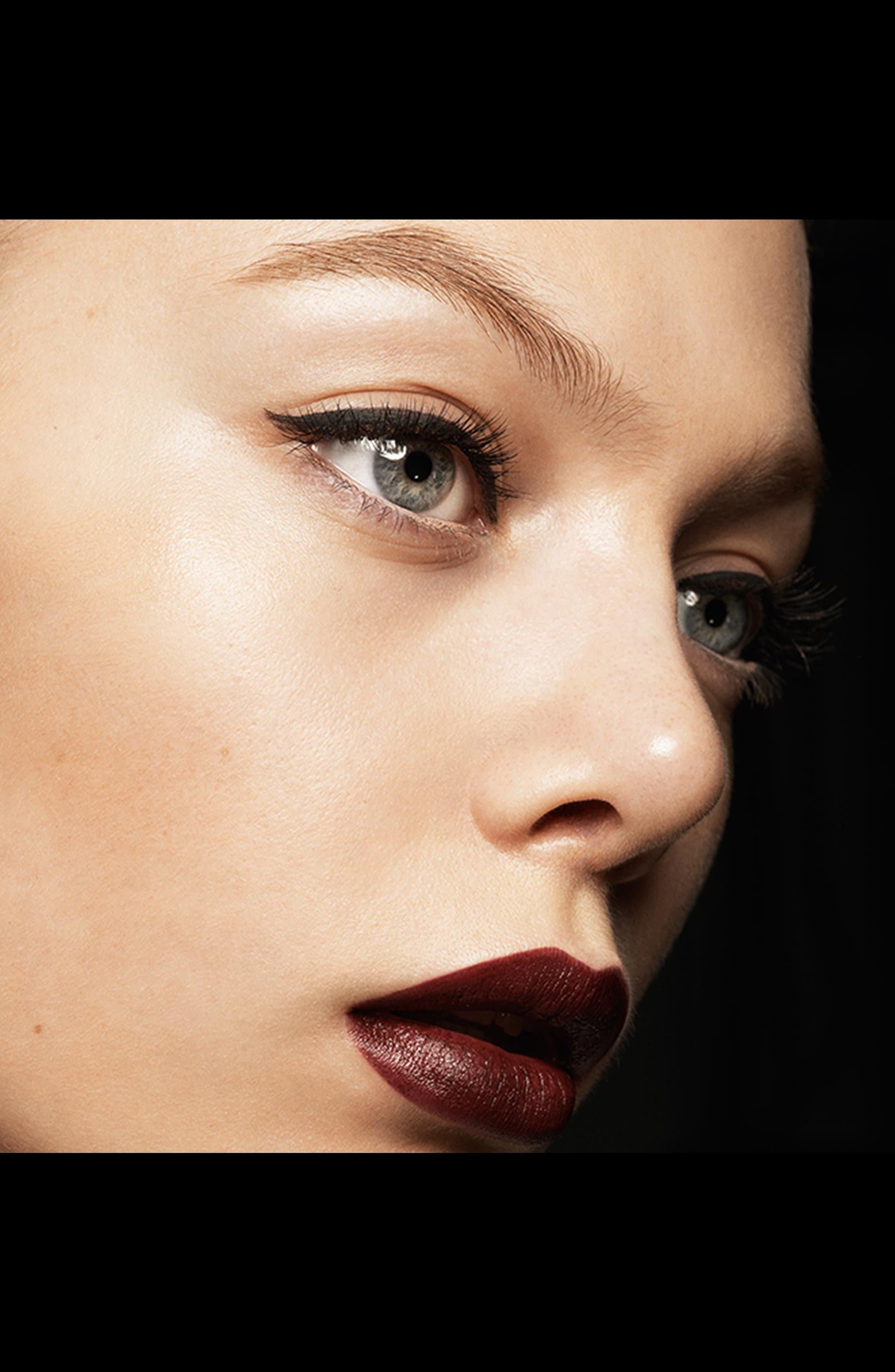 Victoria Beckham Eye Kajal,                             Alternate thumbnail 6, color,                             Black Saffron/ Vanille
