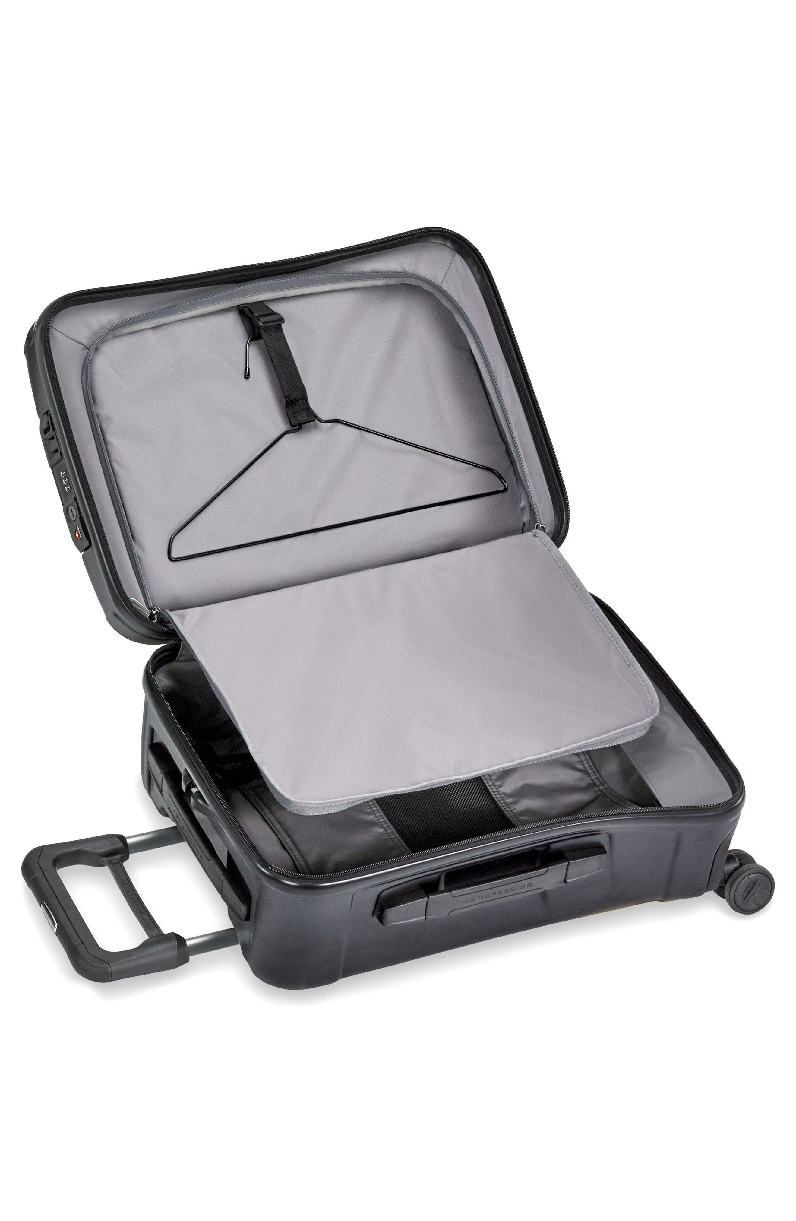 Torq Small Wheeled Packing Case,                             Alternate thumbnail 2, color,                             Tech Black