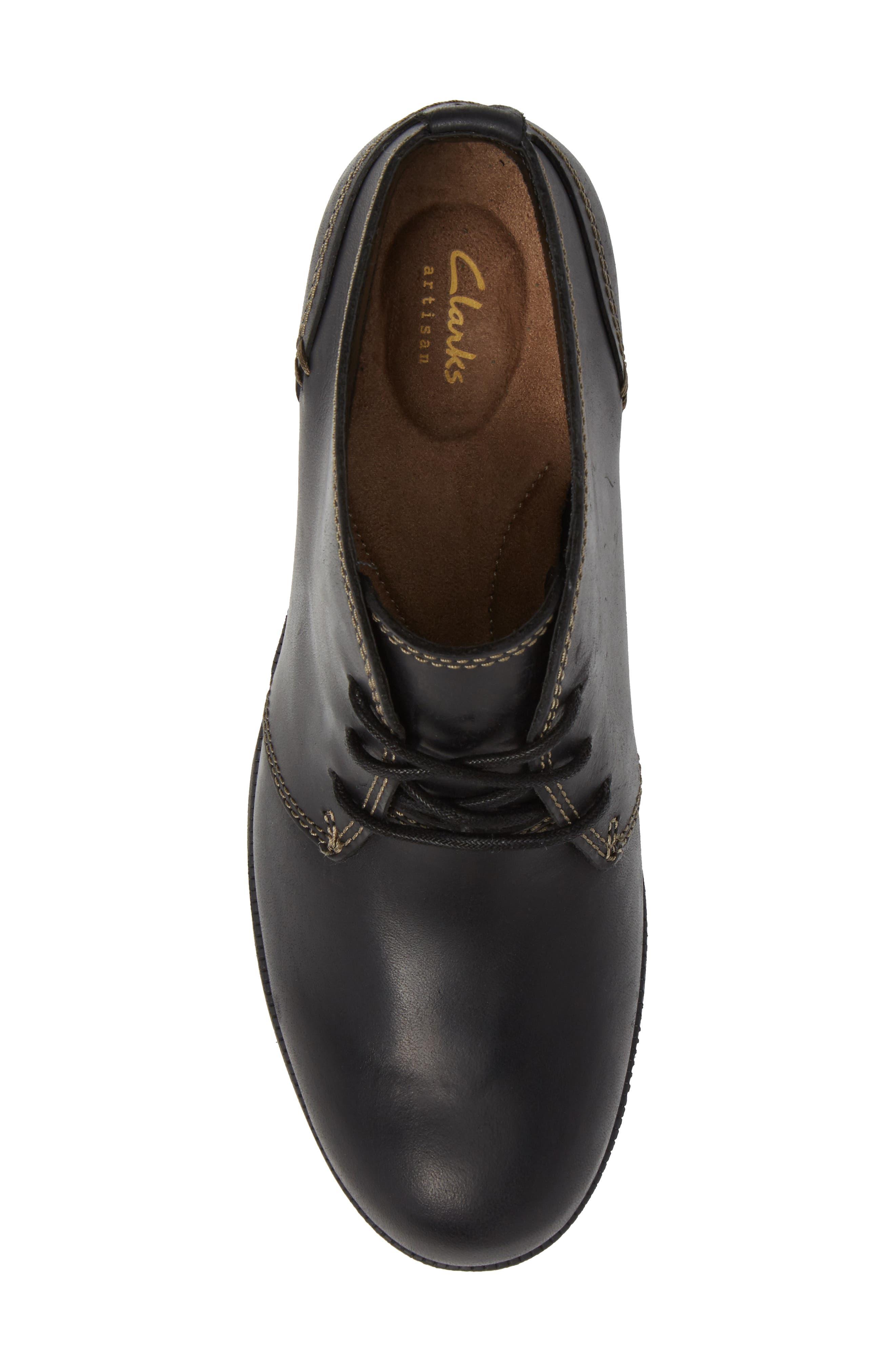 Alternate Image 5  - Clarks® Maypearl Floral Boot (Women)