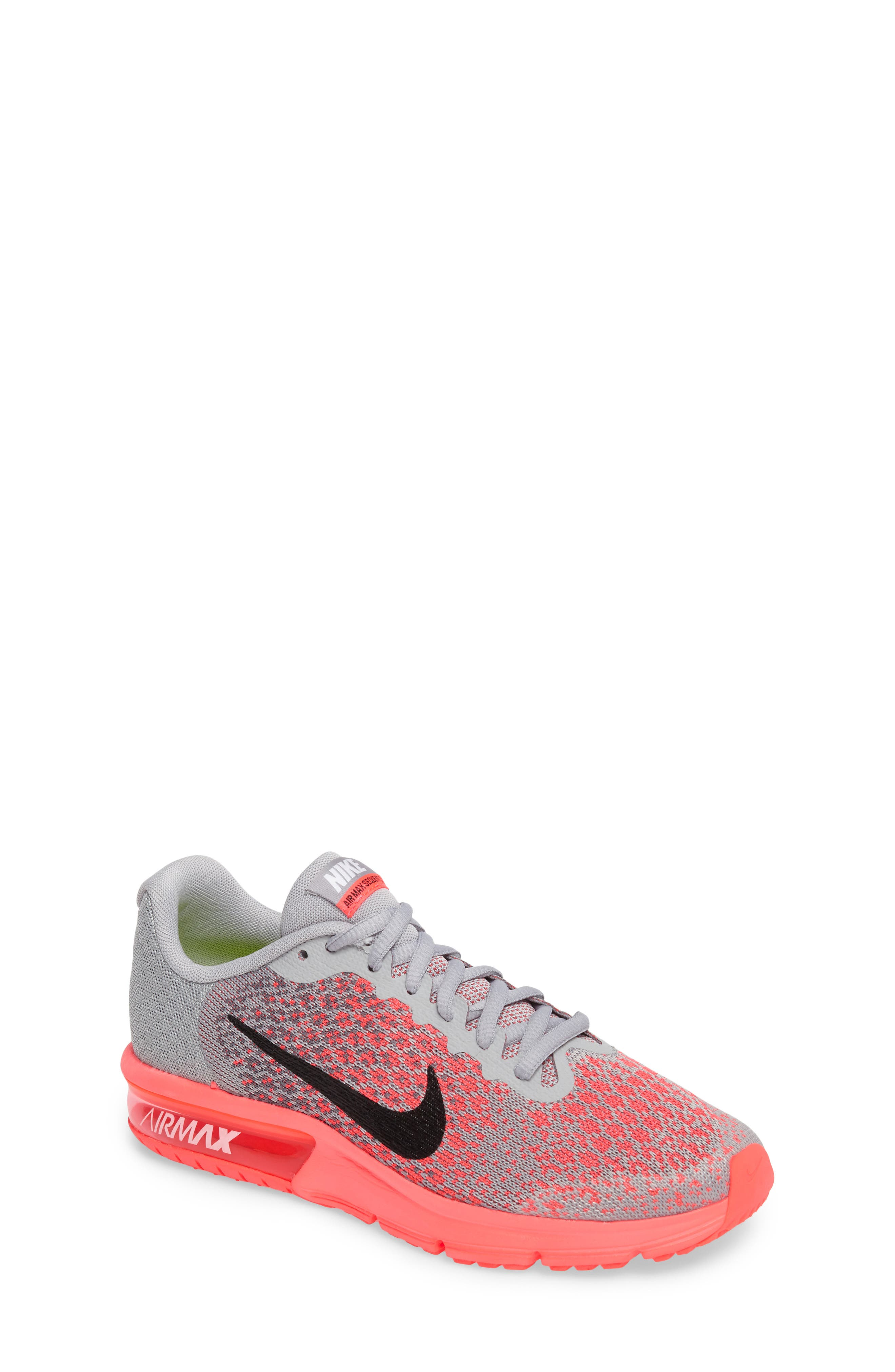Nike Air Max Sequent 2 Sneaker (Big Kid)