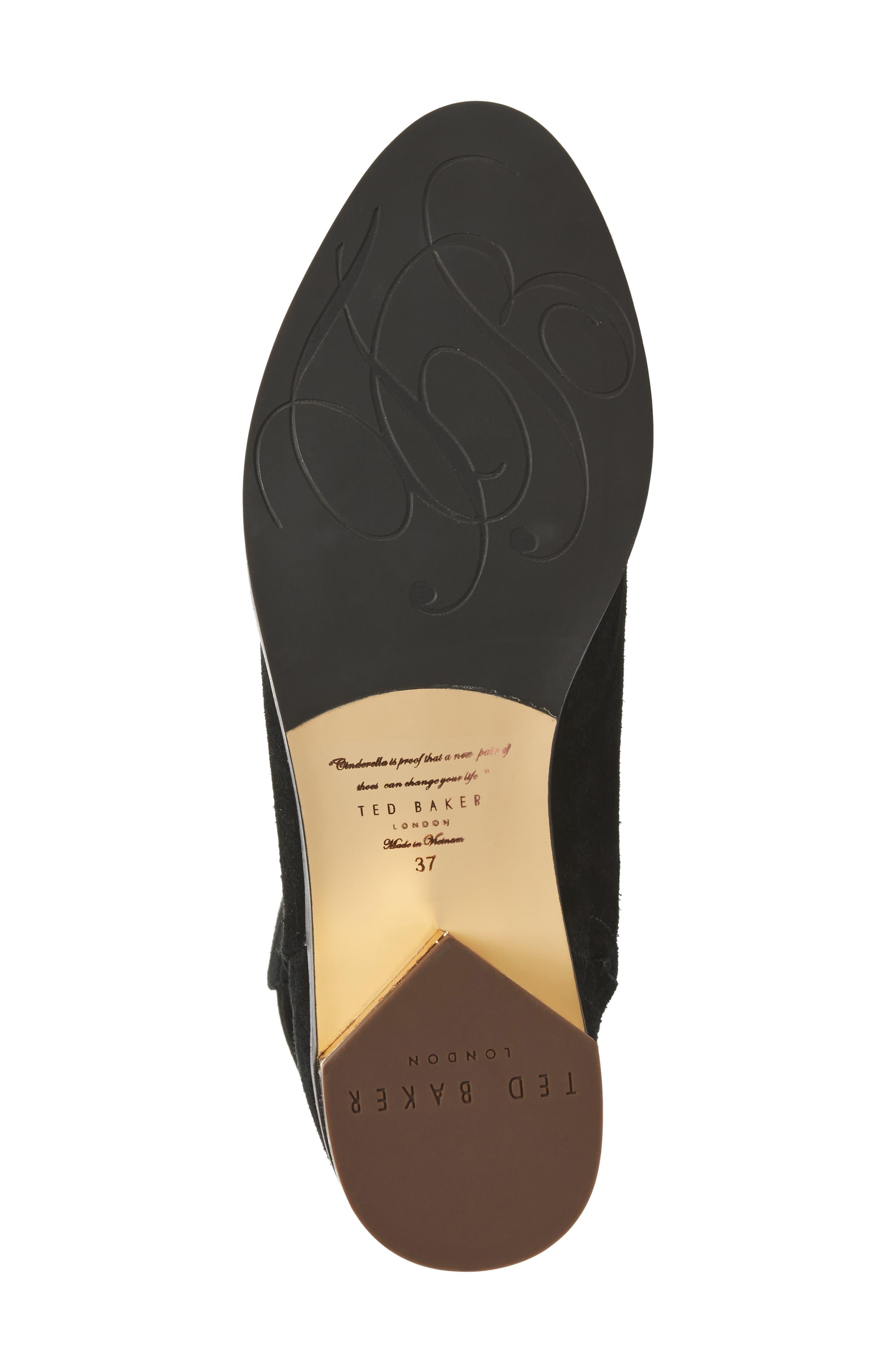 Alternate Image 6  - Ted Baker London Nayomie Over the Knee Boot (Women)