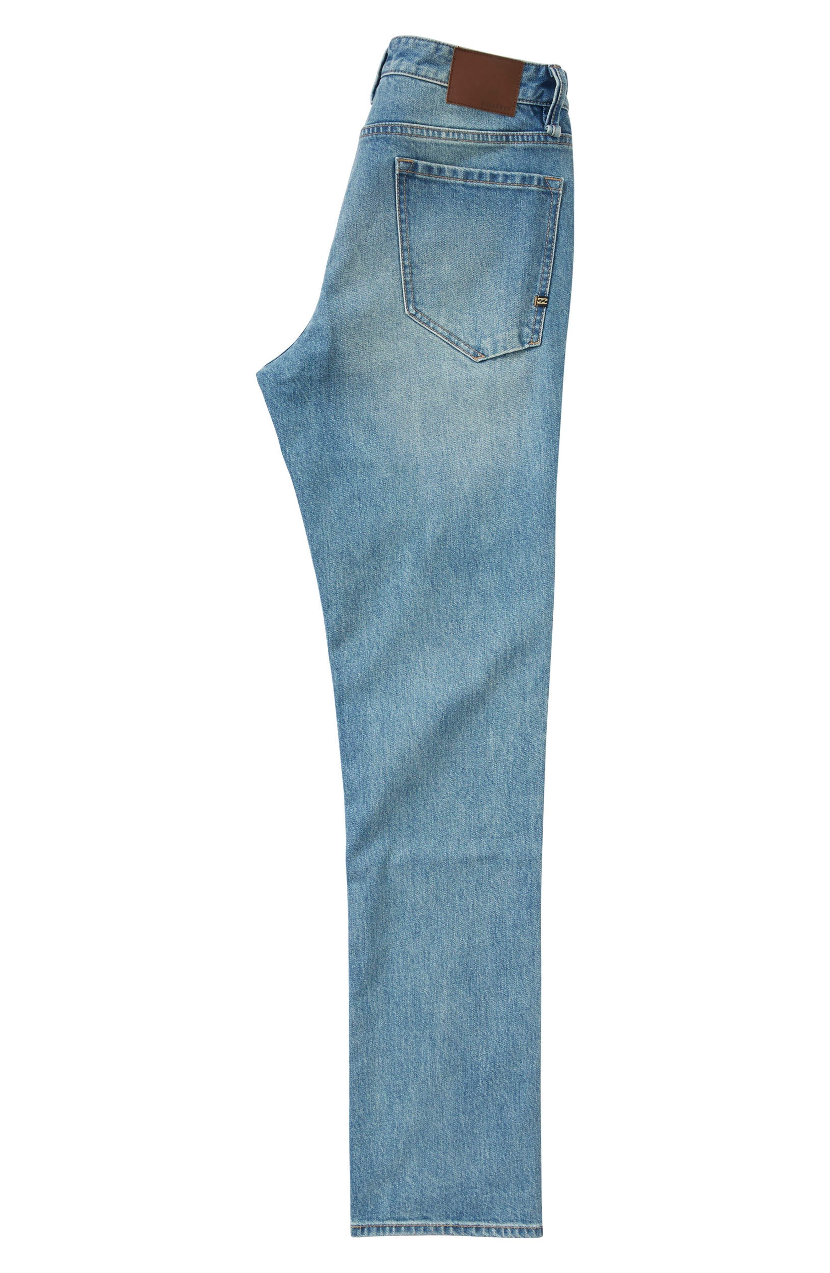 Alternate Image 2  - Billabong Outsider Jeans (Toddler Boys & Little Boys)