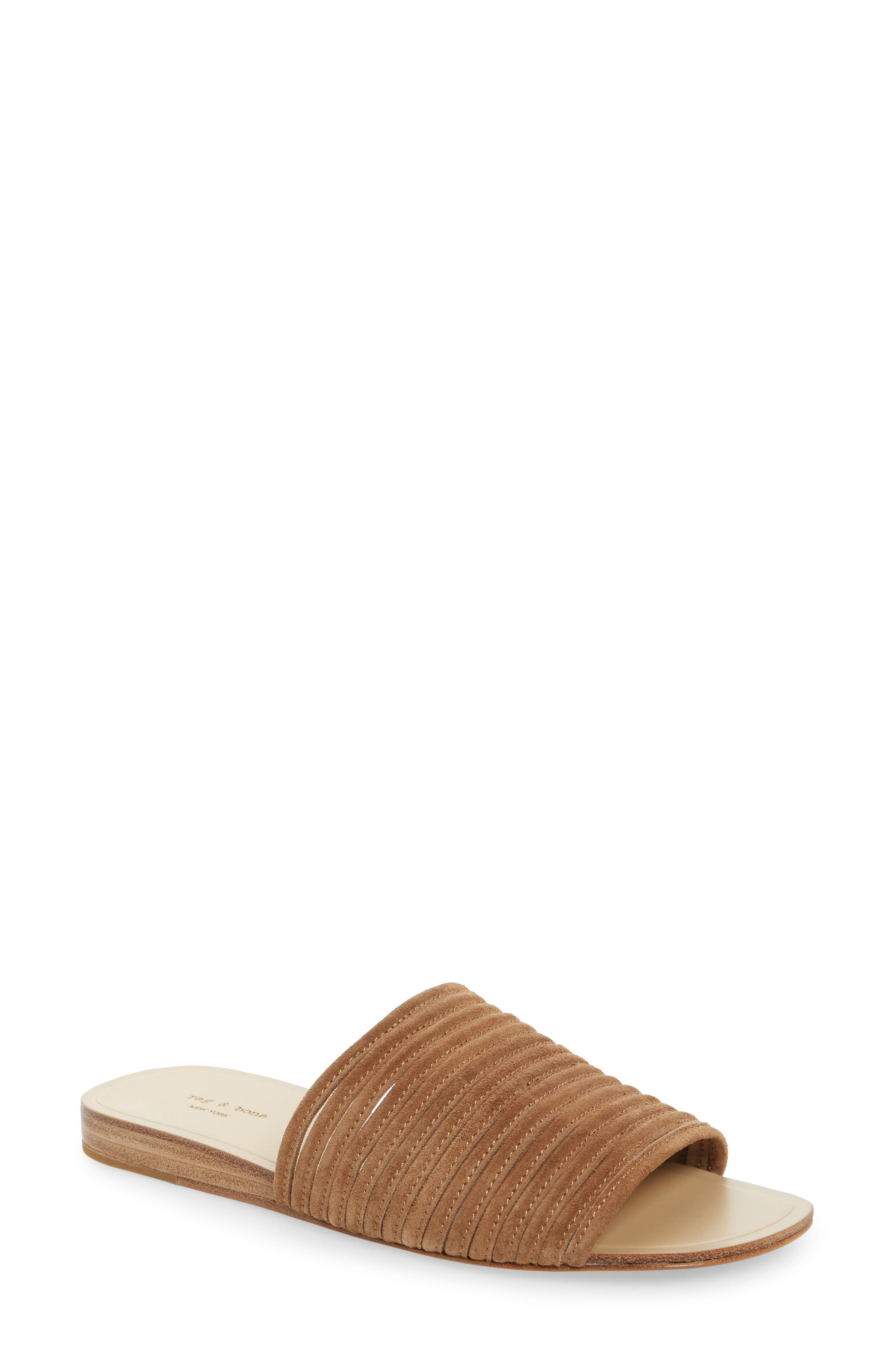 Main Image - rag & bone Cameron Slide Sandal (Women)