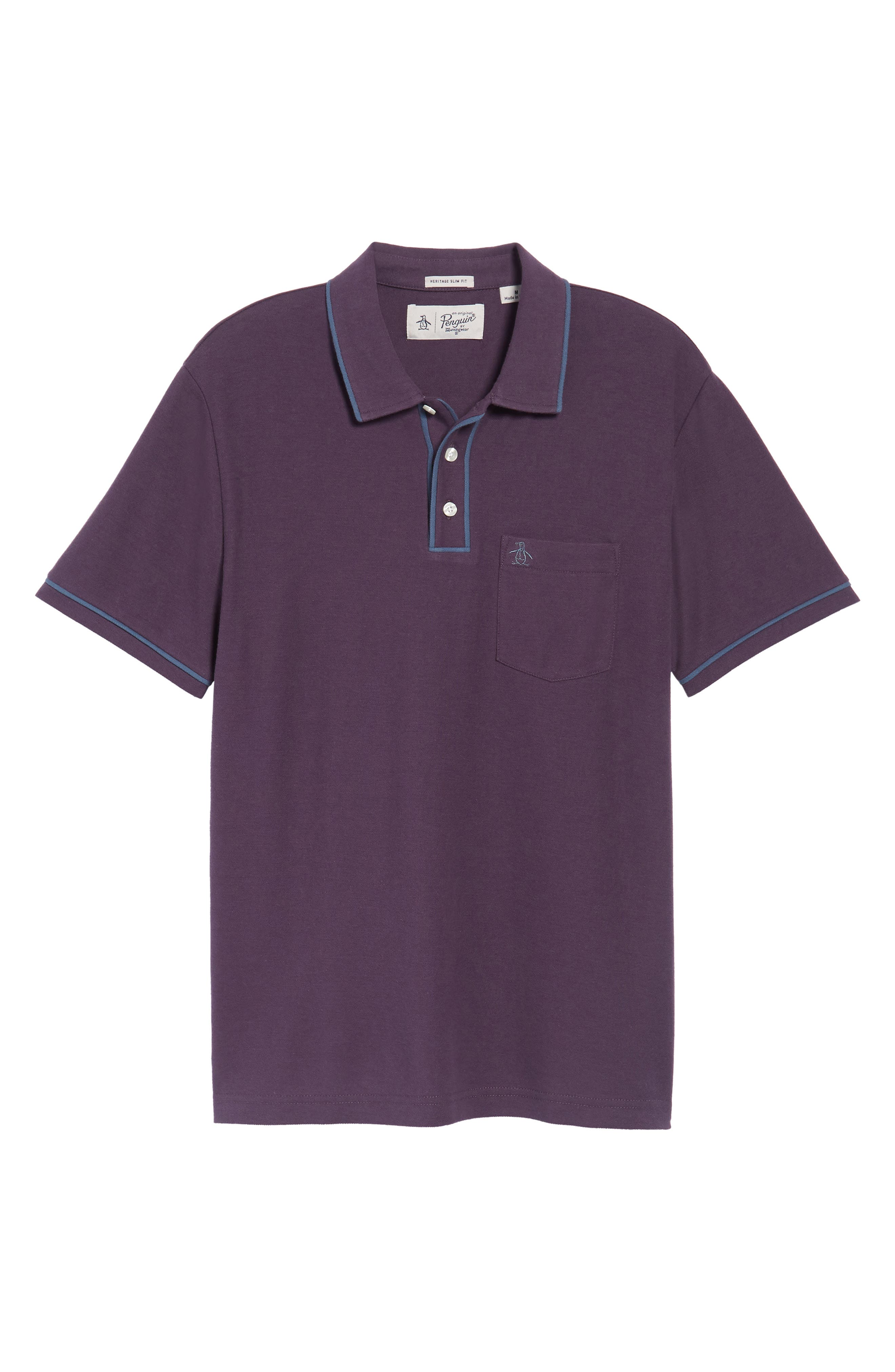 Alternate Image 6  - Original Penguin Earl Piqué Polo