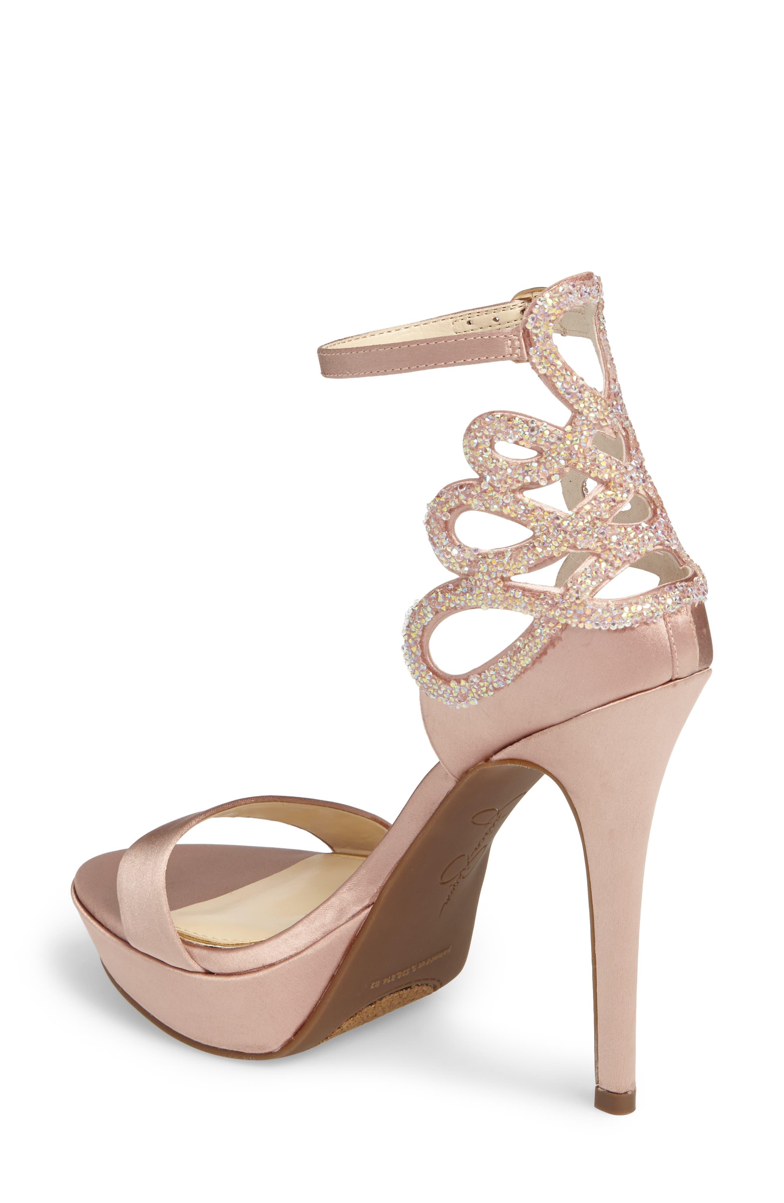 Alternate Image 2  - Jessica Simpson Bayvinn Platform Sandal (Women)